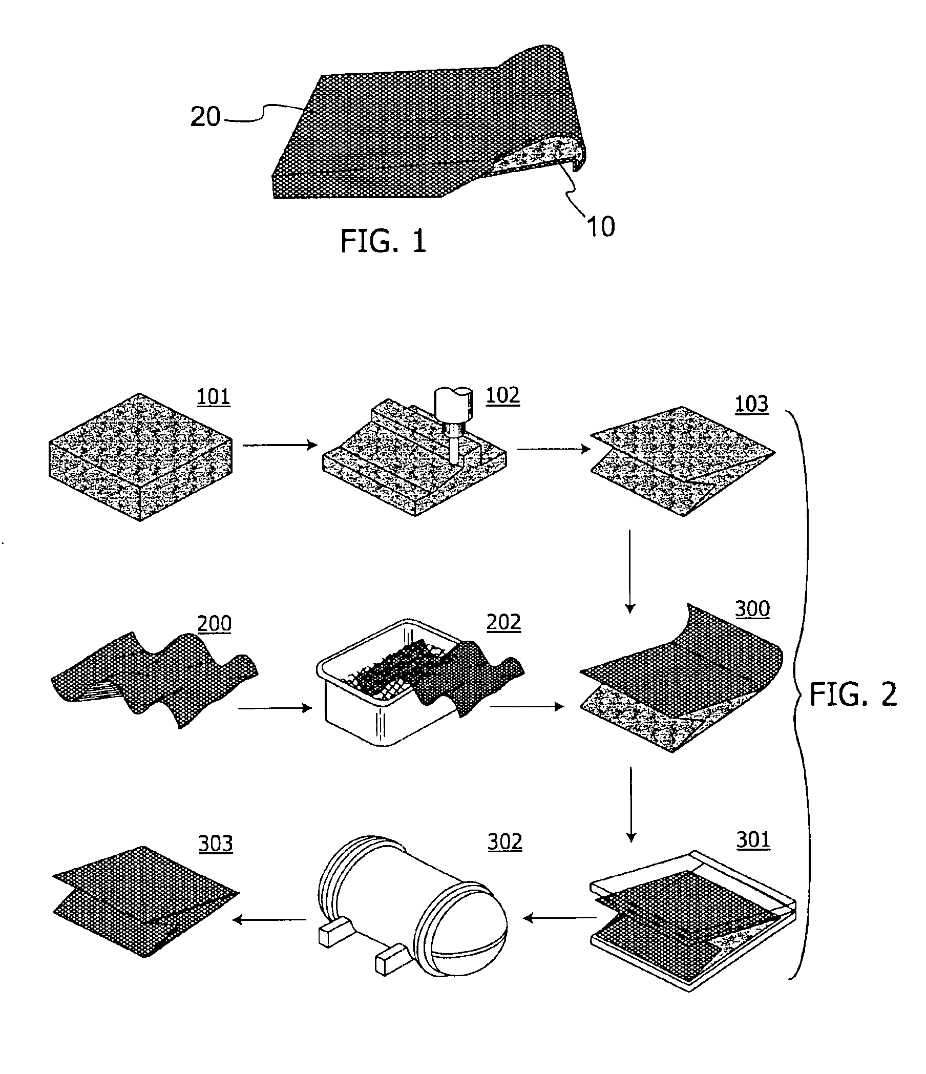 Patent Us6969546 Thermal Insulation System Employing