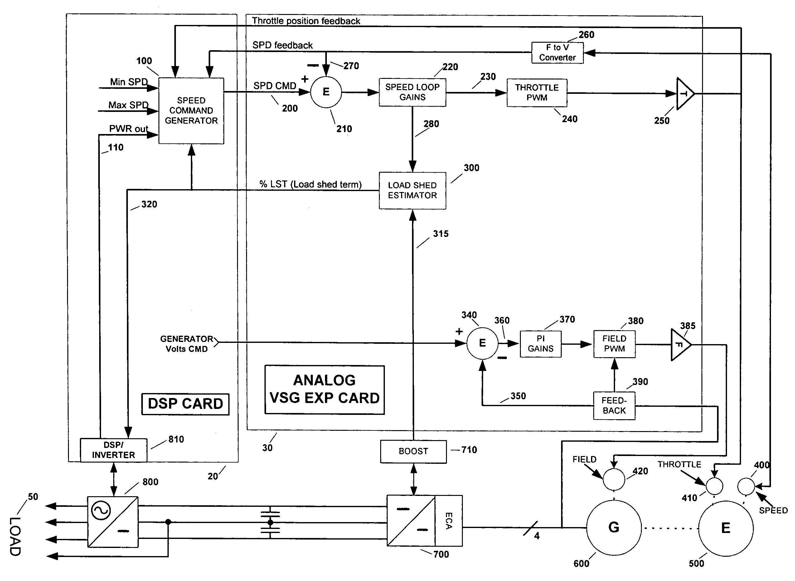Patent Us6969922 Transformerless Load Adaptive Speed Controller Current Power Supply Circuit Diagram Centre Drawing