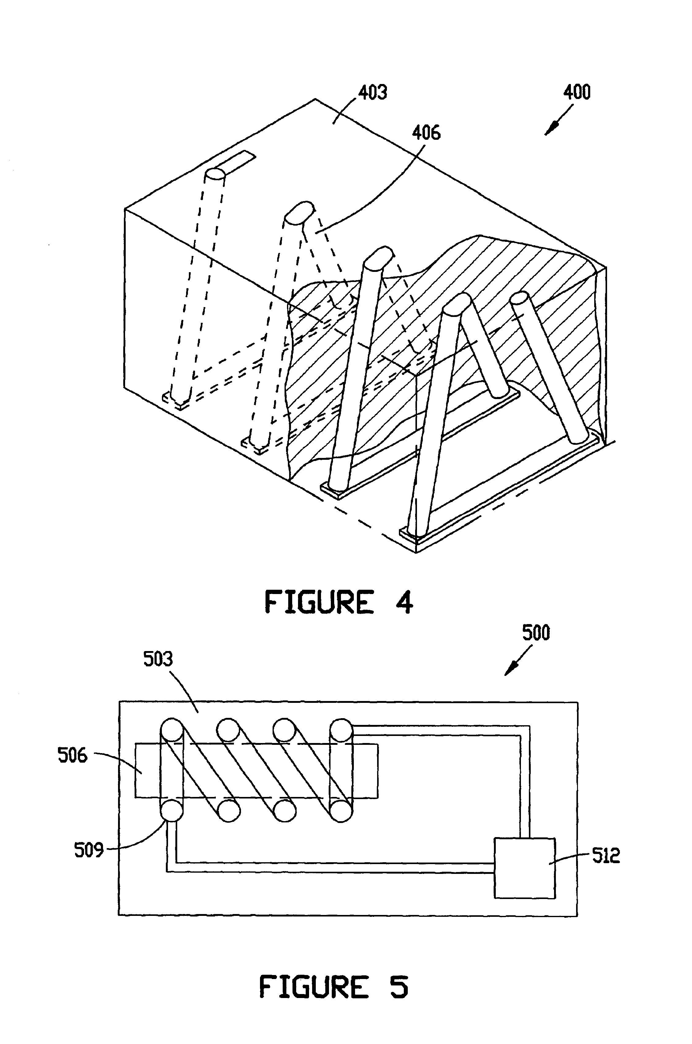 patent us6976300 - integrated circuit inductors