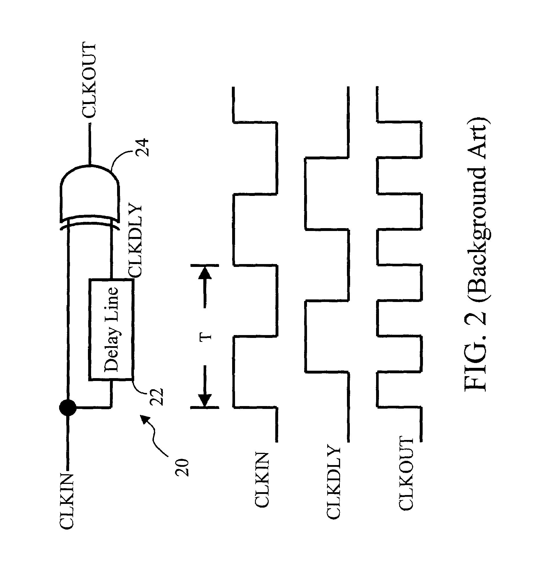 patent us6977536 - clock multiplier