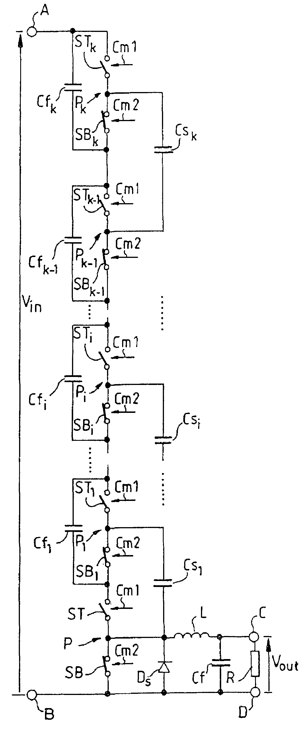 patent us6987680 series chopper with synchronous switching AC Diode patent drawing
