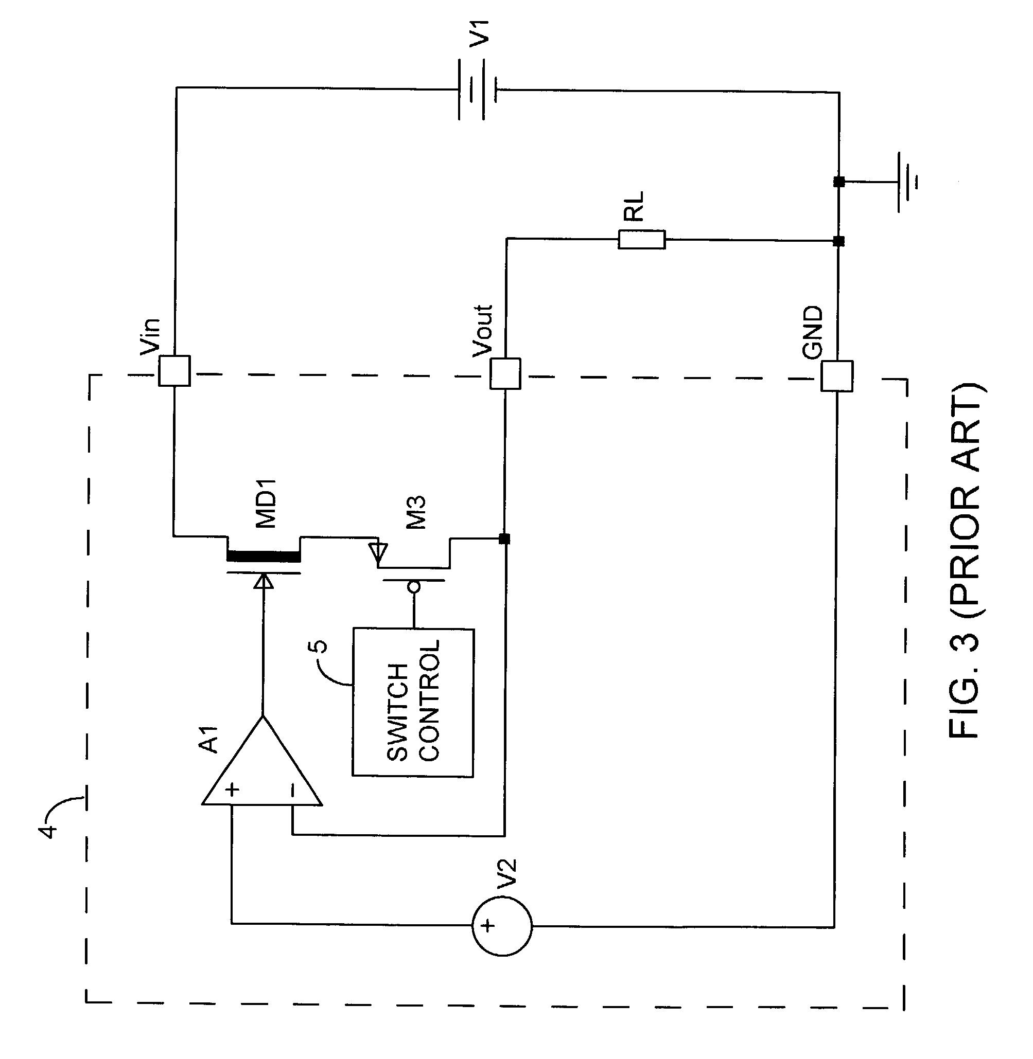 patente us6989659 low dropout voltage regulator using a depletion rh google tl