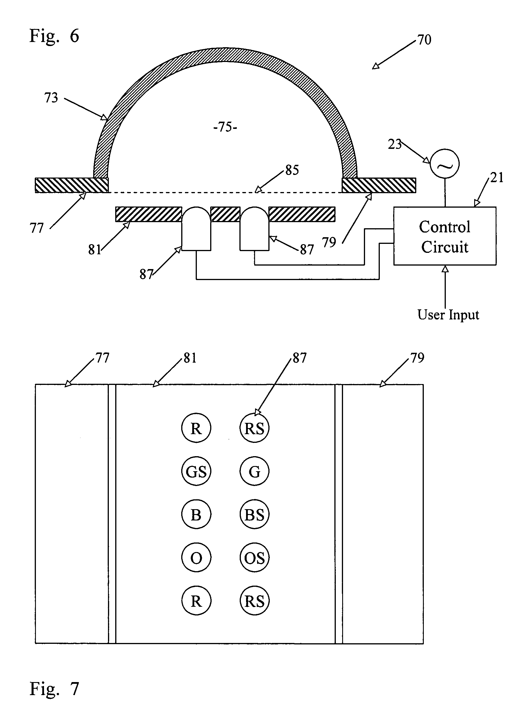 Patent US6995355 - Optical integrating chamber lighting using multiple ...