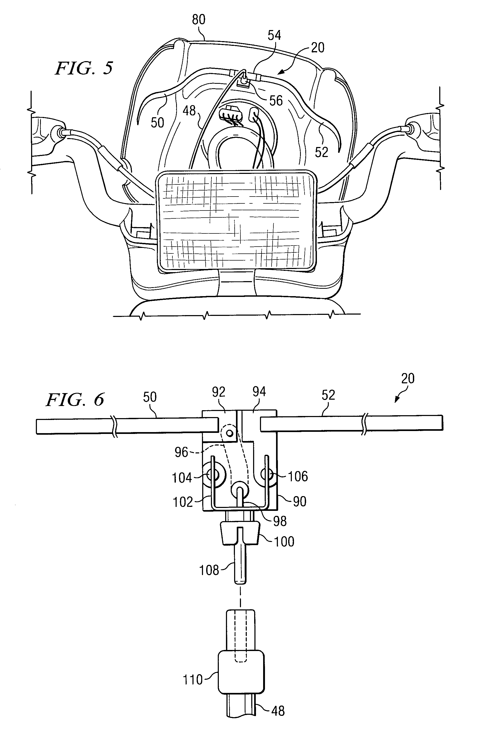 patent us6995682 - wireless remote control for a winch