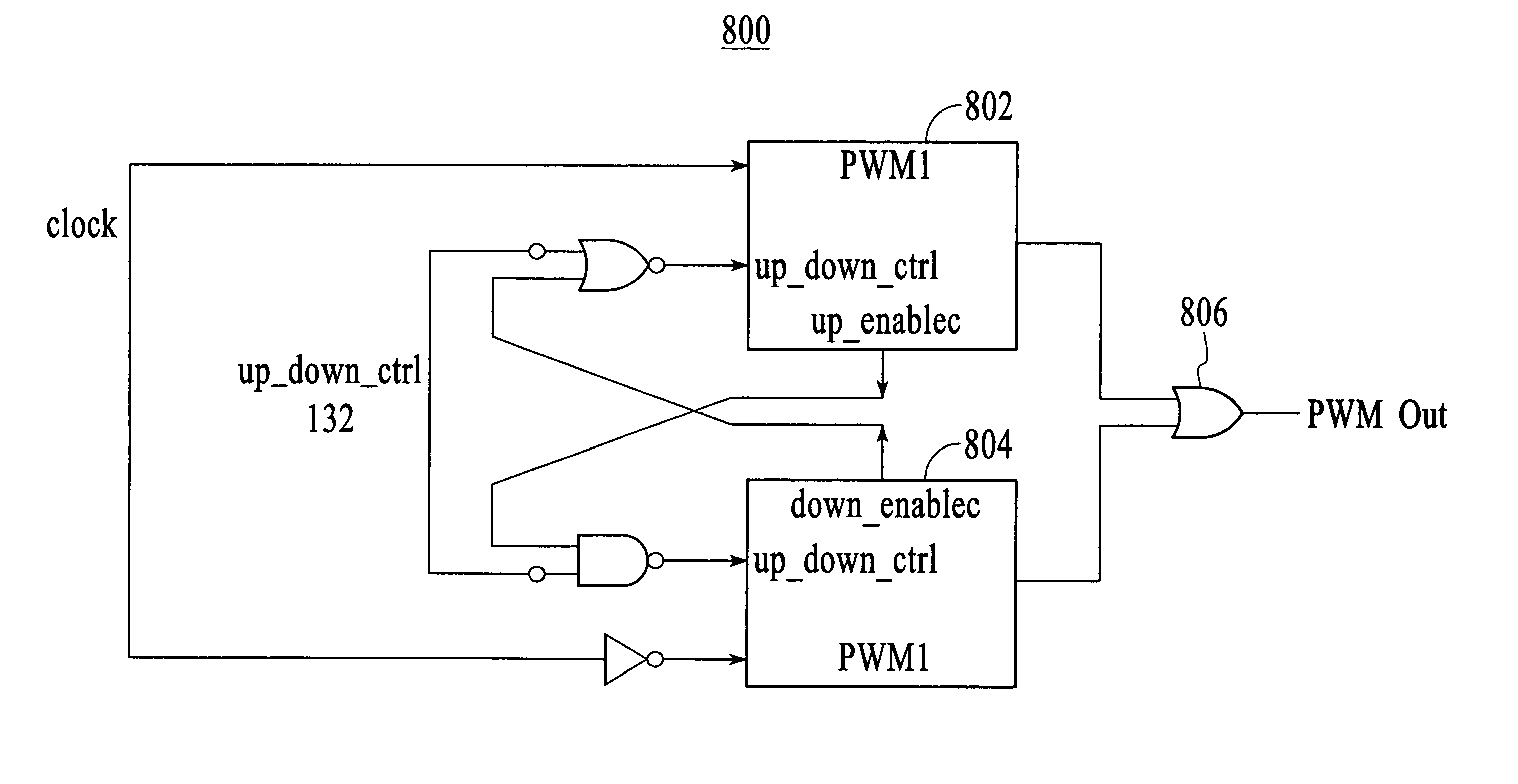 Patent Us7002386 Self Limiting Pulse Width Modulation Regulator Alternate Positivevoltage Switching Circuit Diagram Drawing