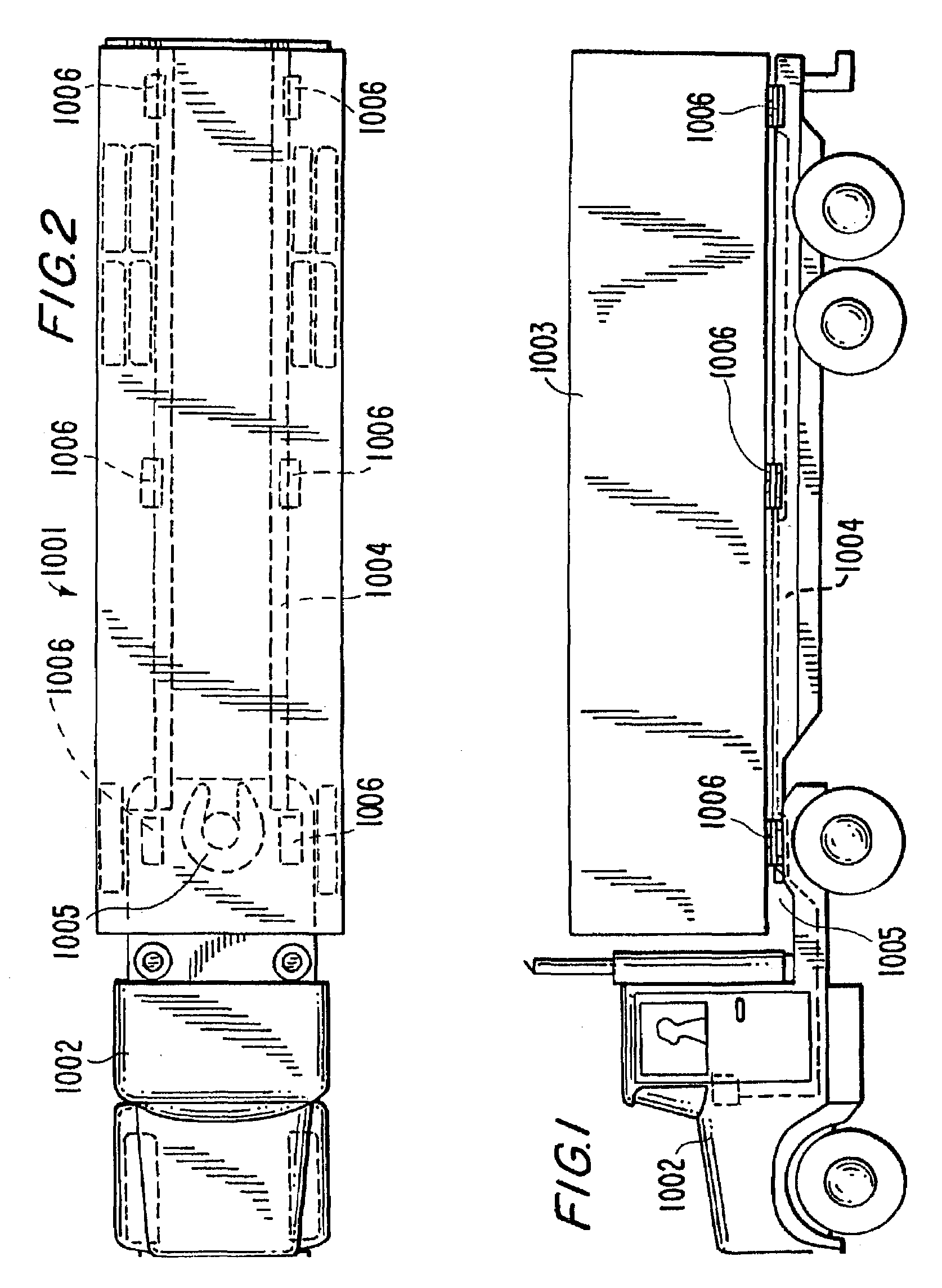 patent us7009118 - vehicle load weighing system and load cells for such systems