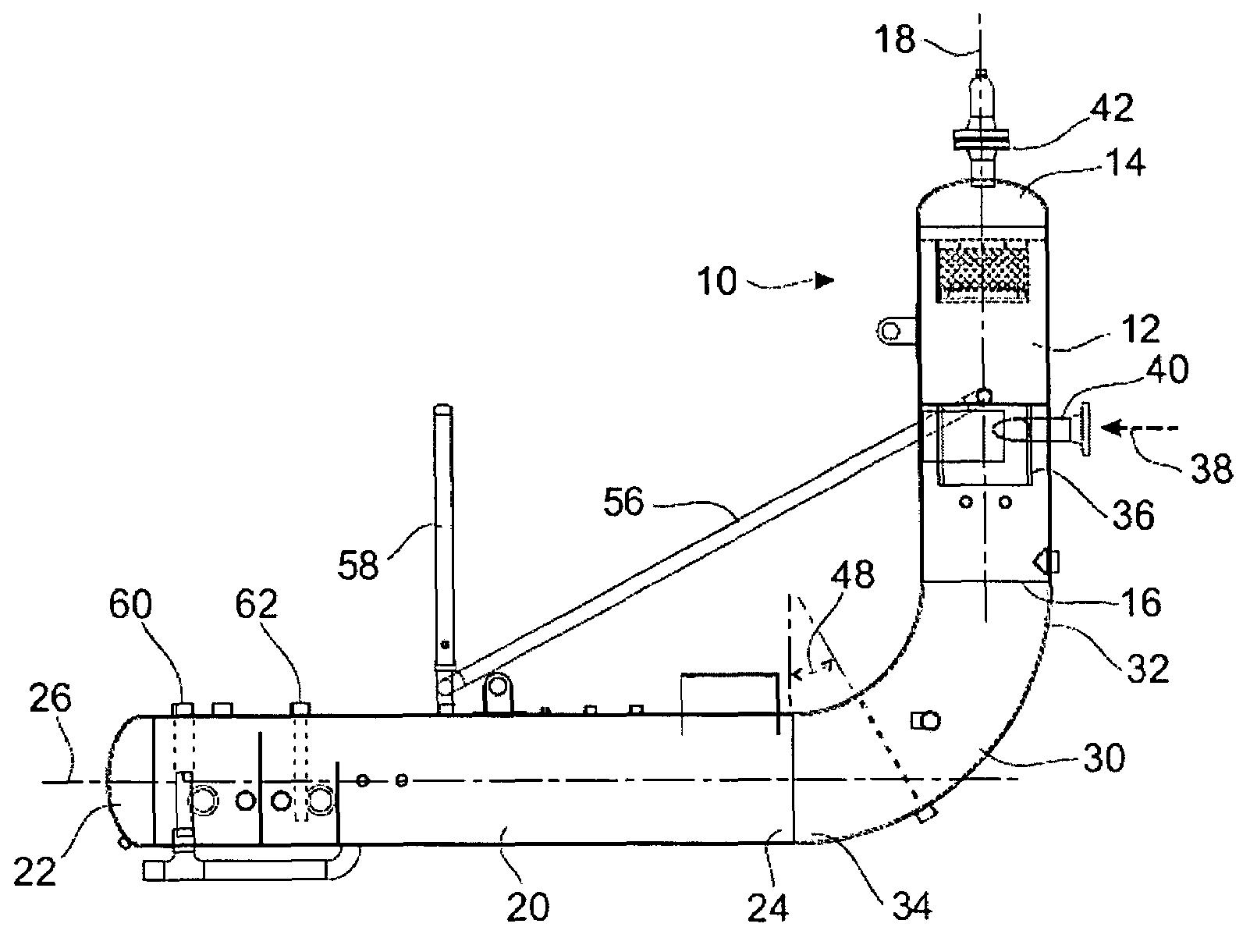 Patent Us7014757 Integrated Three Phase Separator
