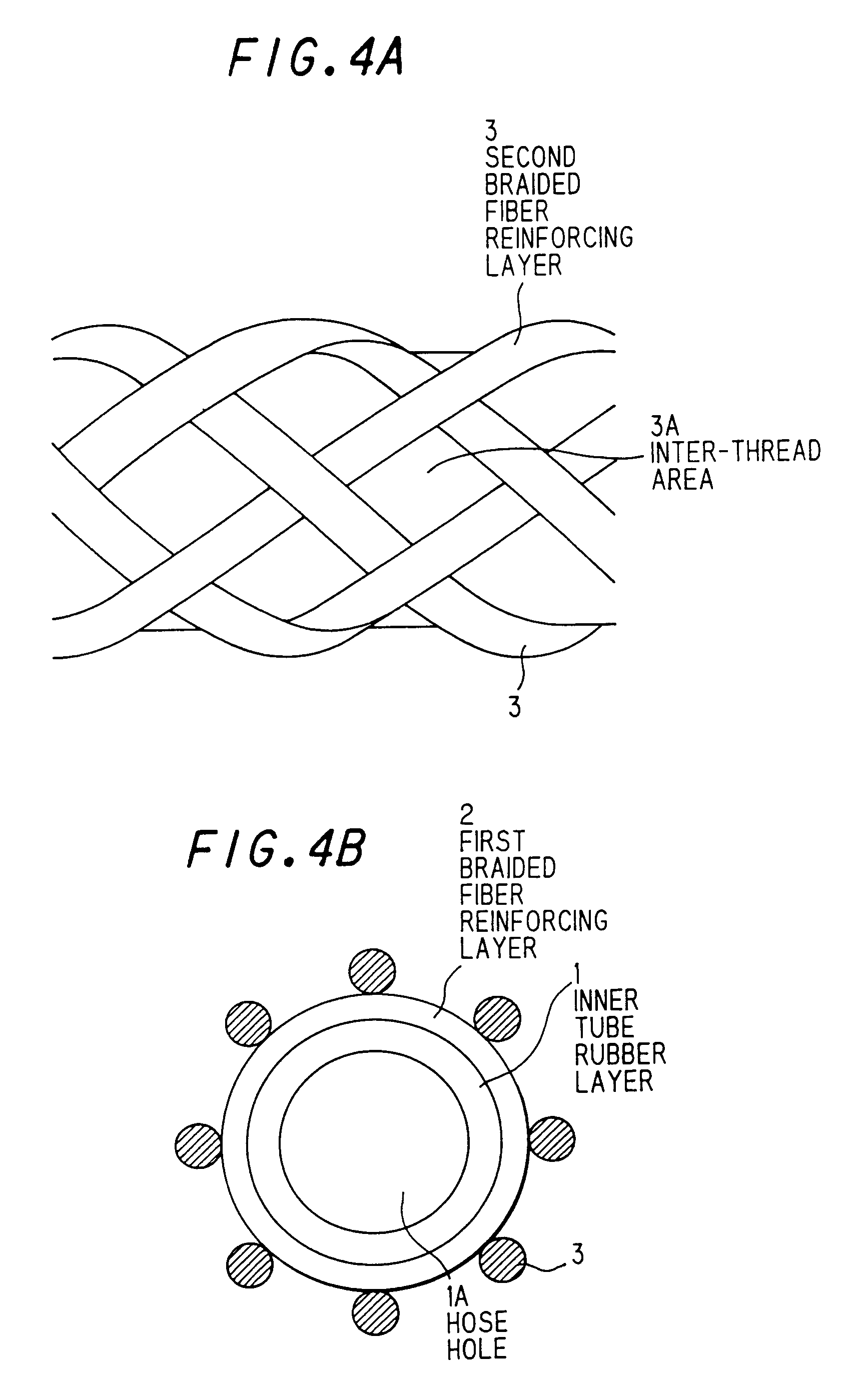 Patent us7021339 brake hose for motor vehicle google patents patent drawing ccuart Image collections