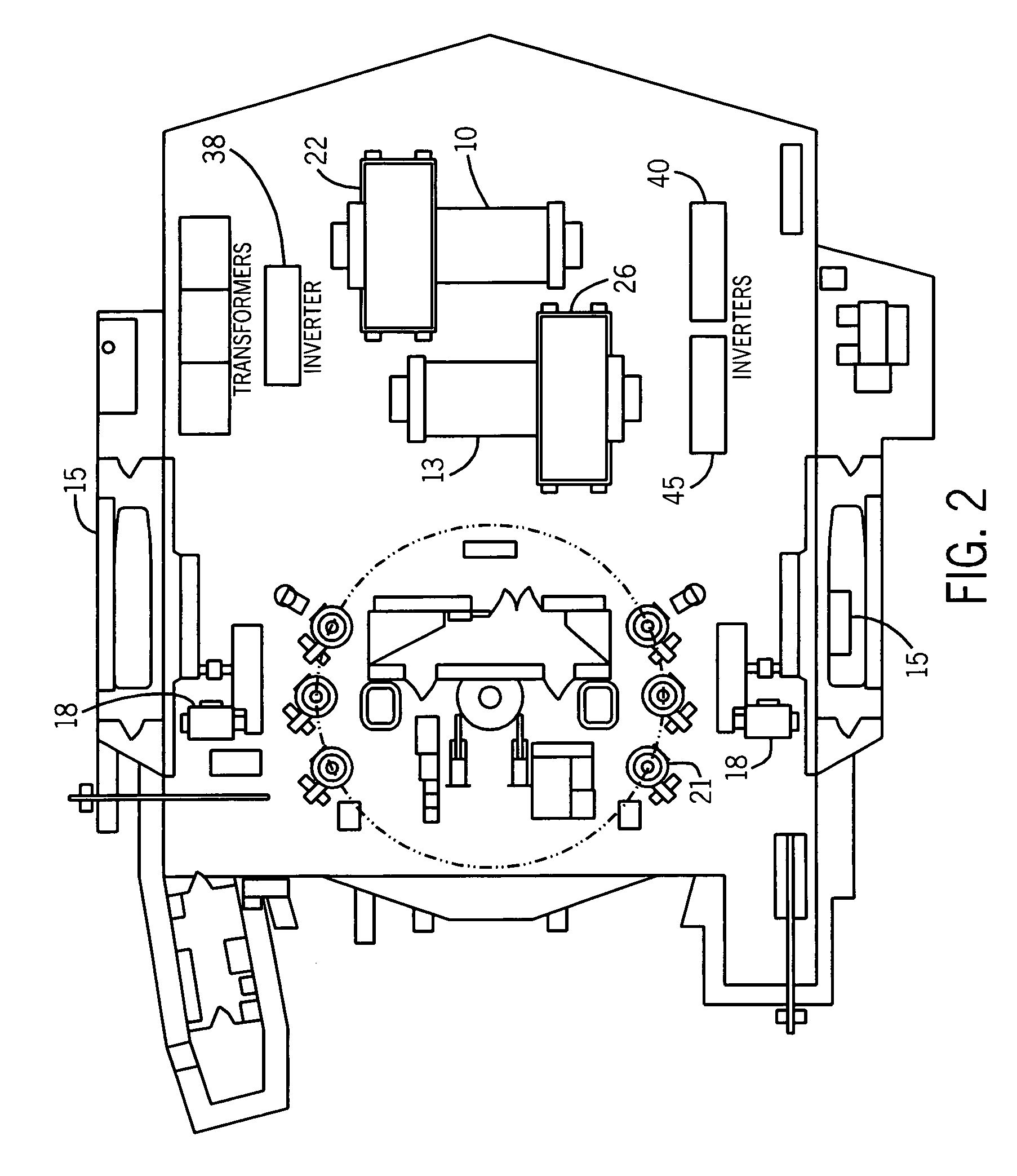 Dragline Drag Dc Motor Wiring Diagram Basic Guide Free Download Schematic Patent Us7024805 Excavating Machine With Direct Simple