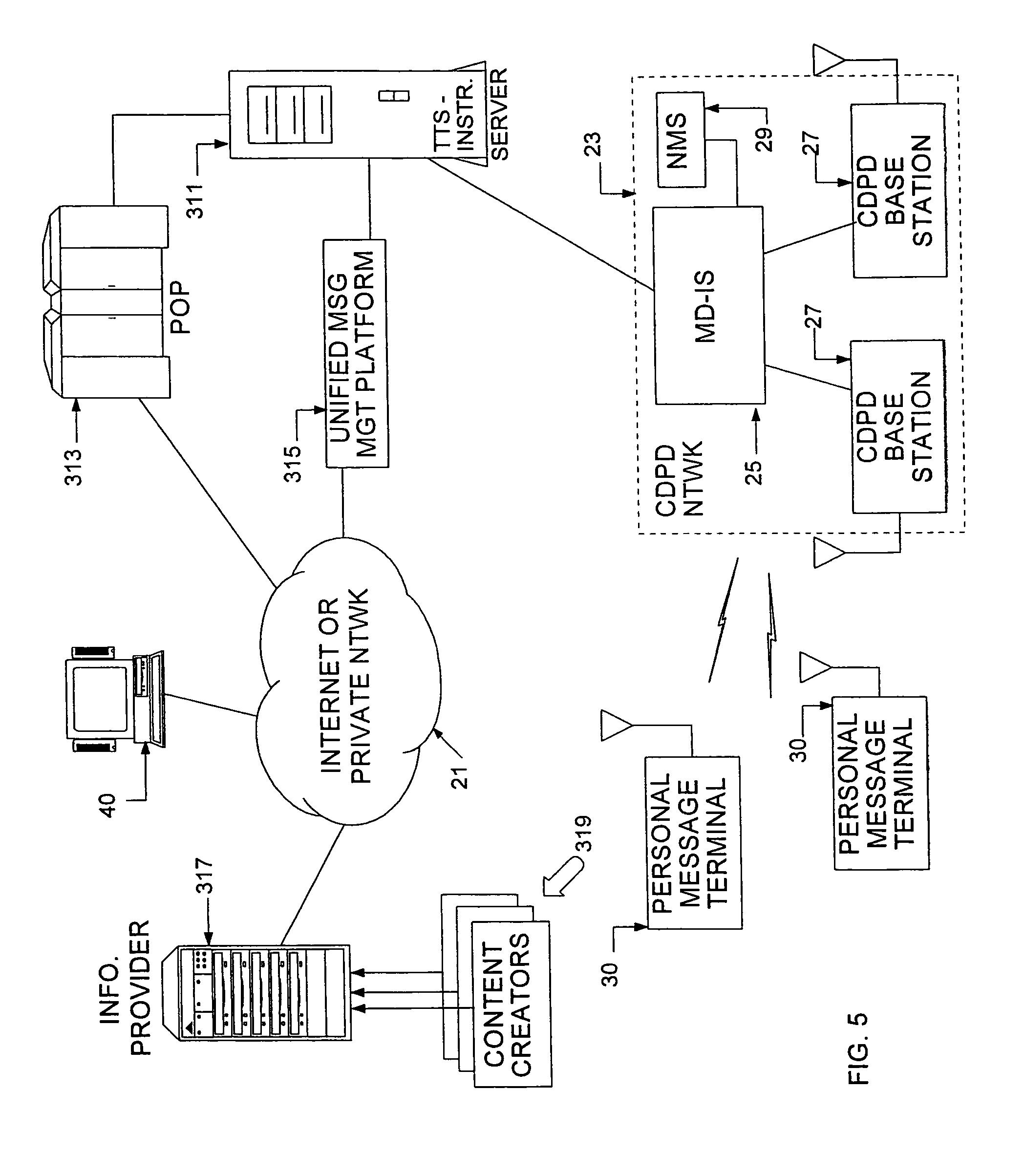 speech synthesis server