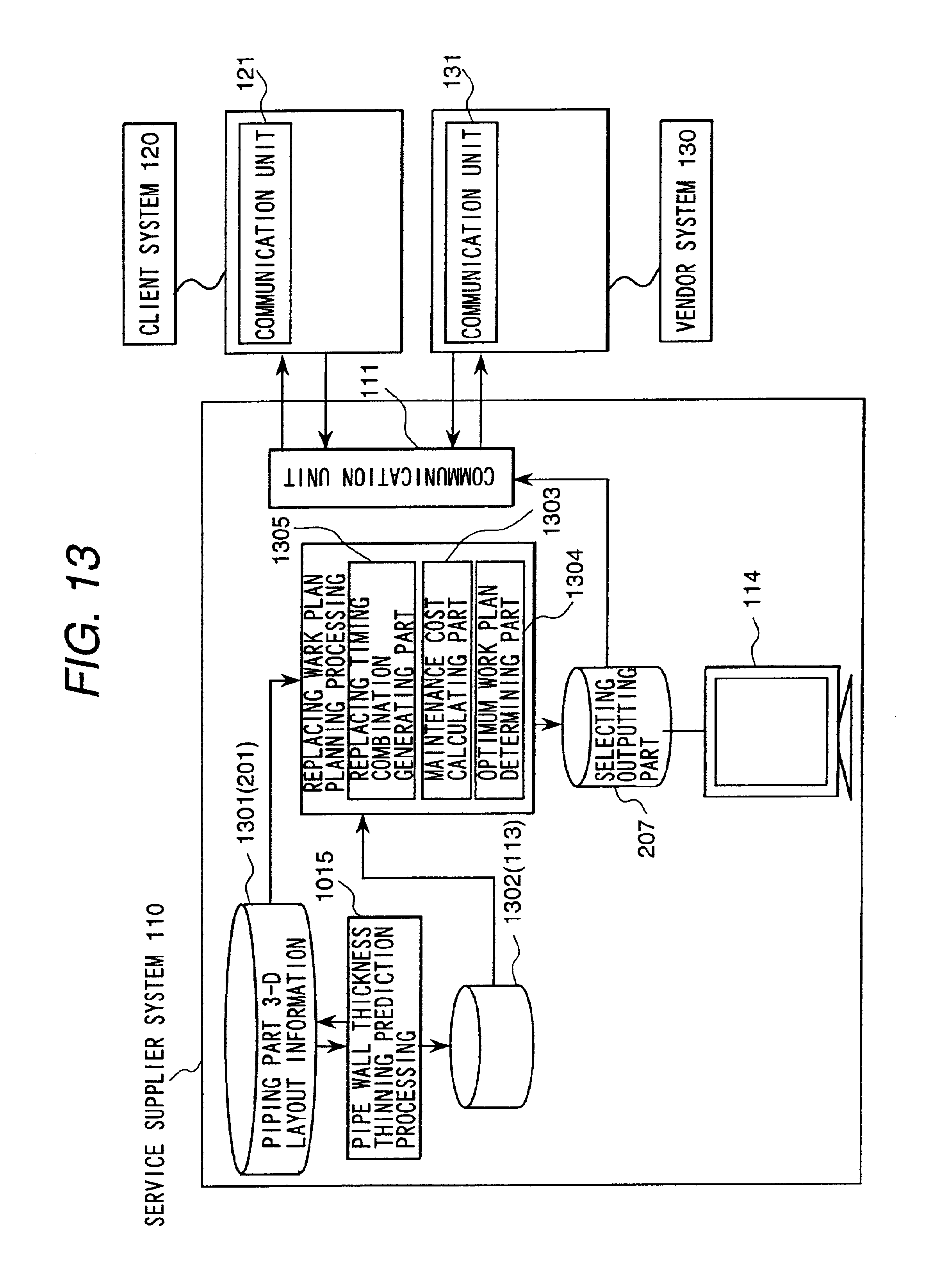 Patent Us7035777 Method Of Offering Wall Thickness Thinning Piping Layout Plan Drawing