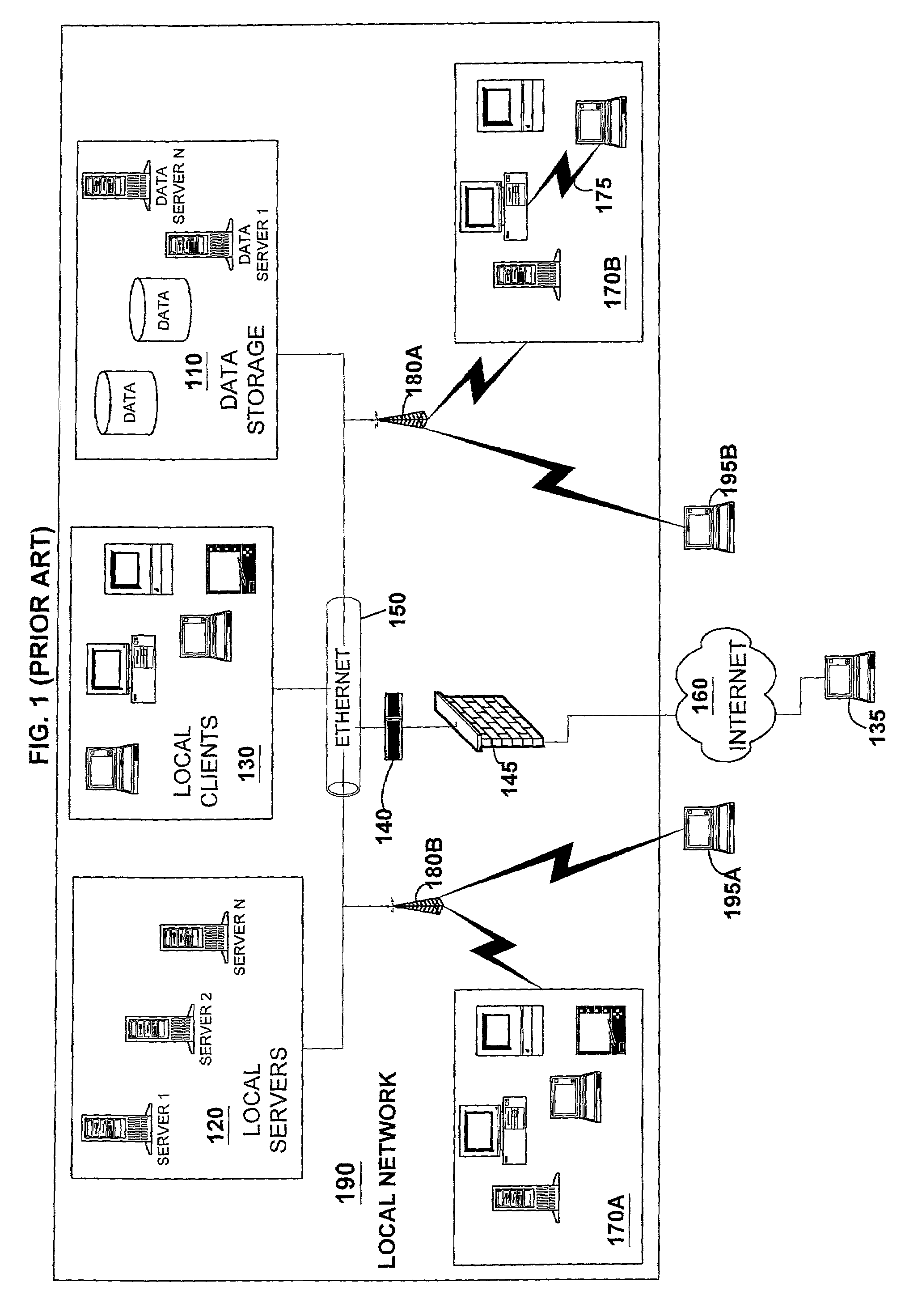 Patent Us7042852 System And Method For Wireless Lan