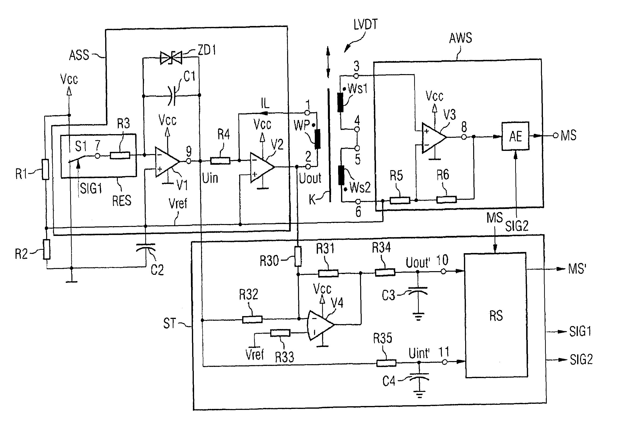 patent us7053603 circuit arrangement with a linear. Black Bedroom Furniture Sets. Home Design Ideas