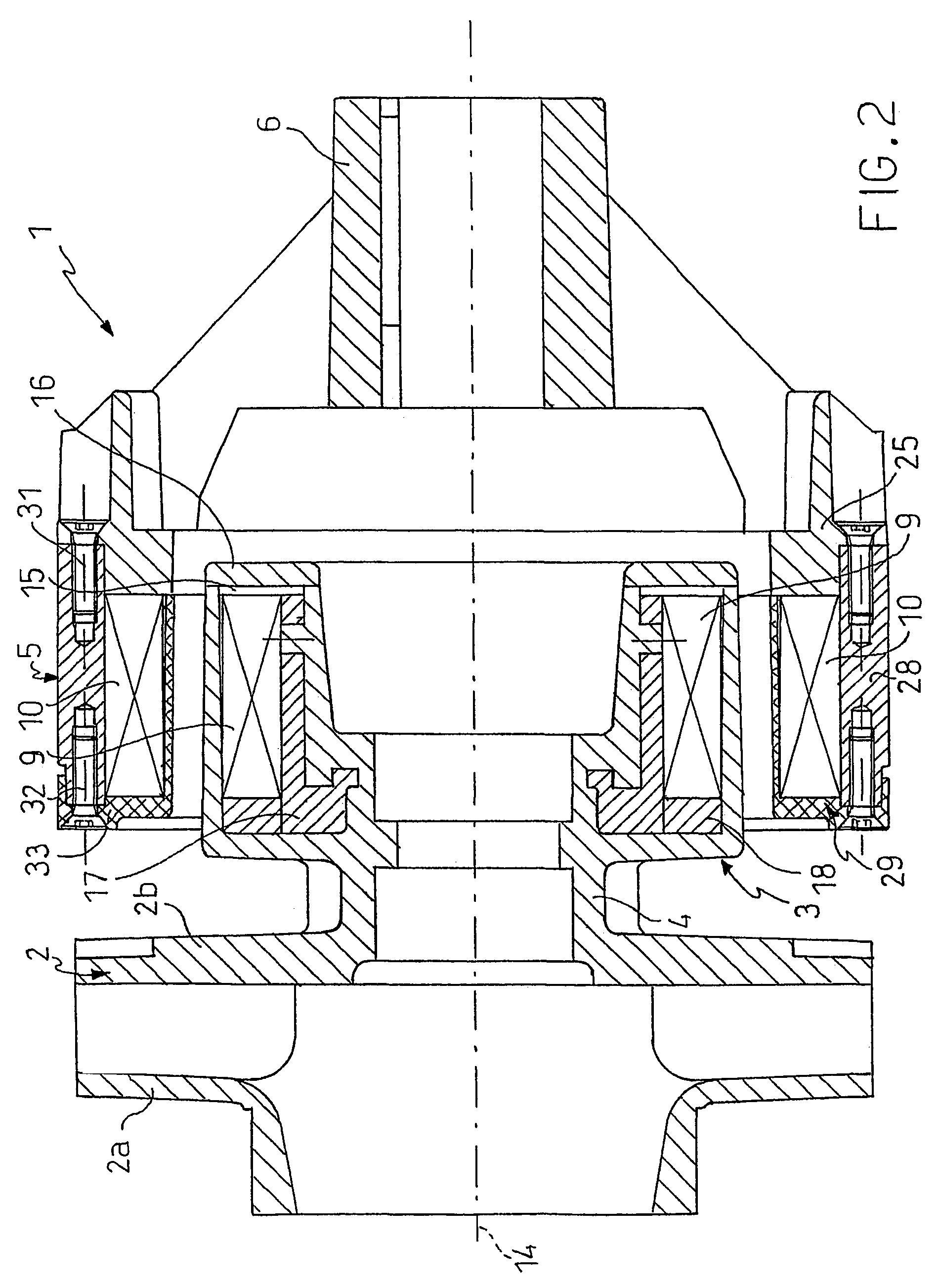 patent us7057320
