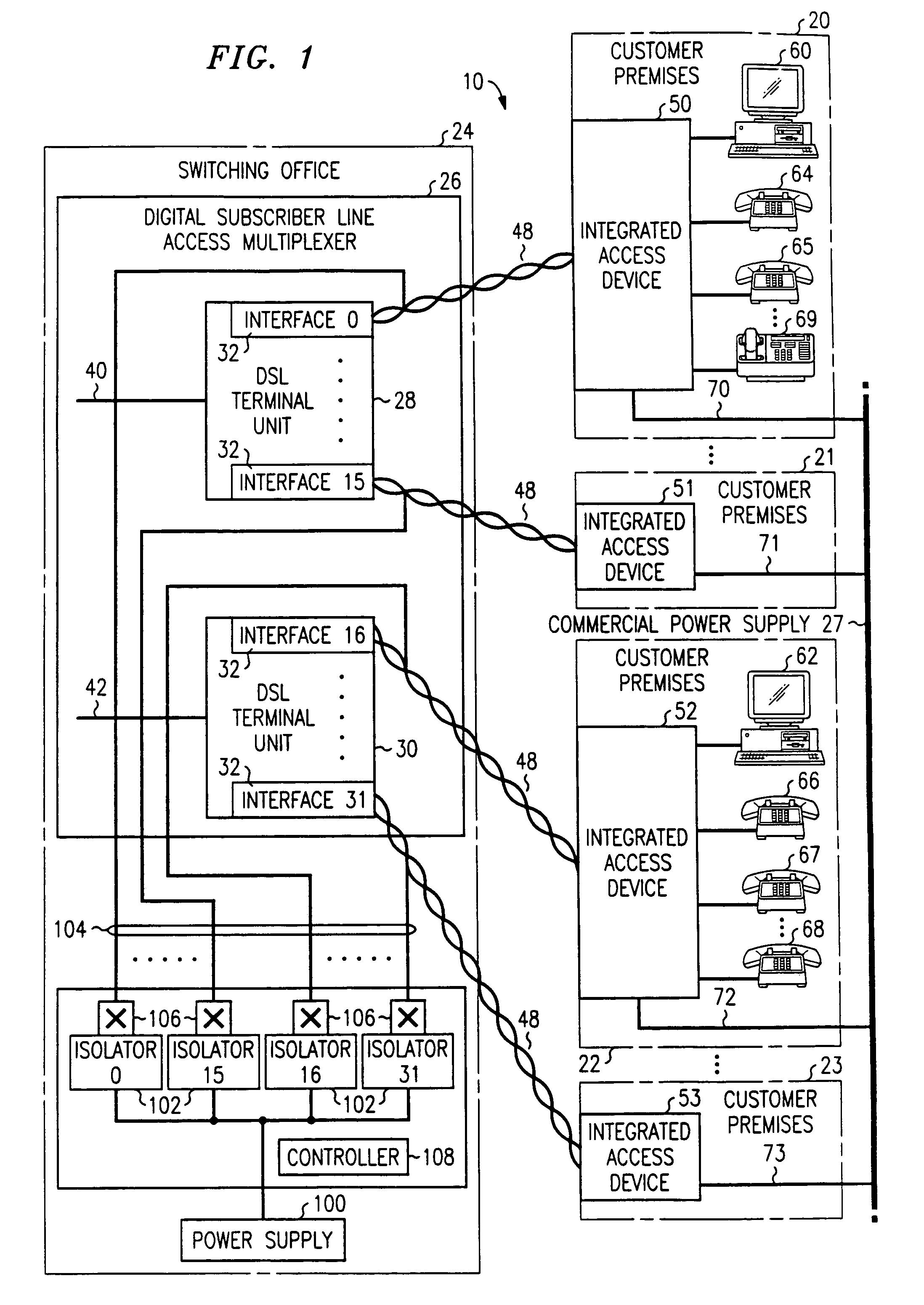 patent us7058174