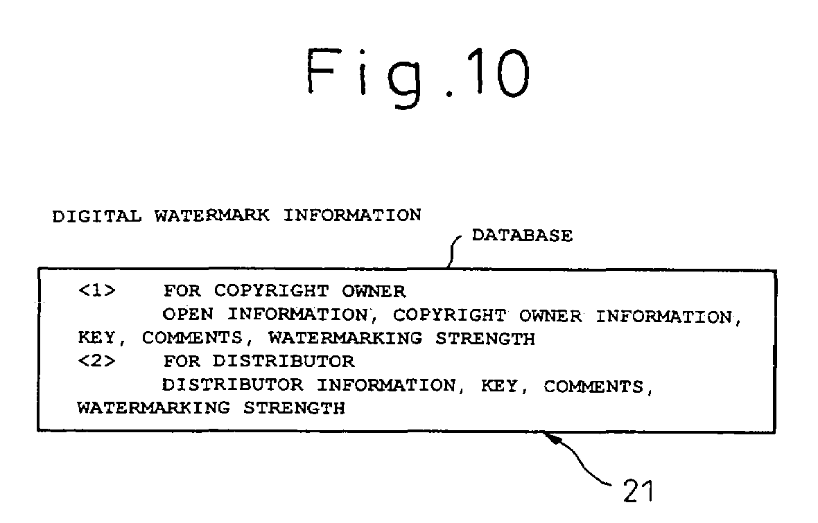 Patent Us7058608 Copyright Information Management System