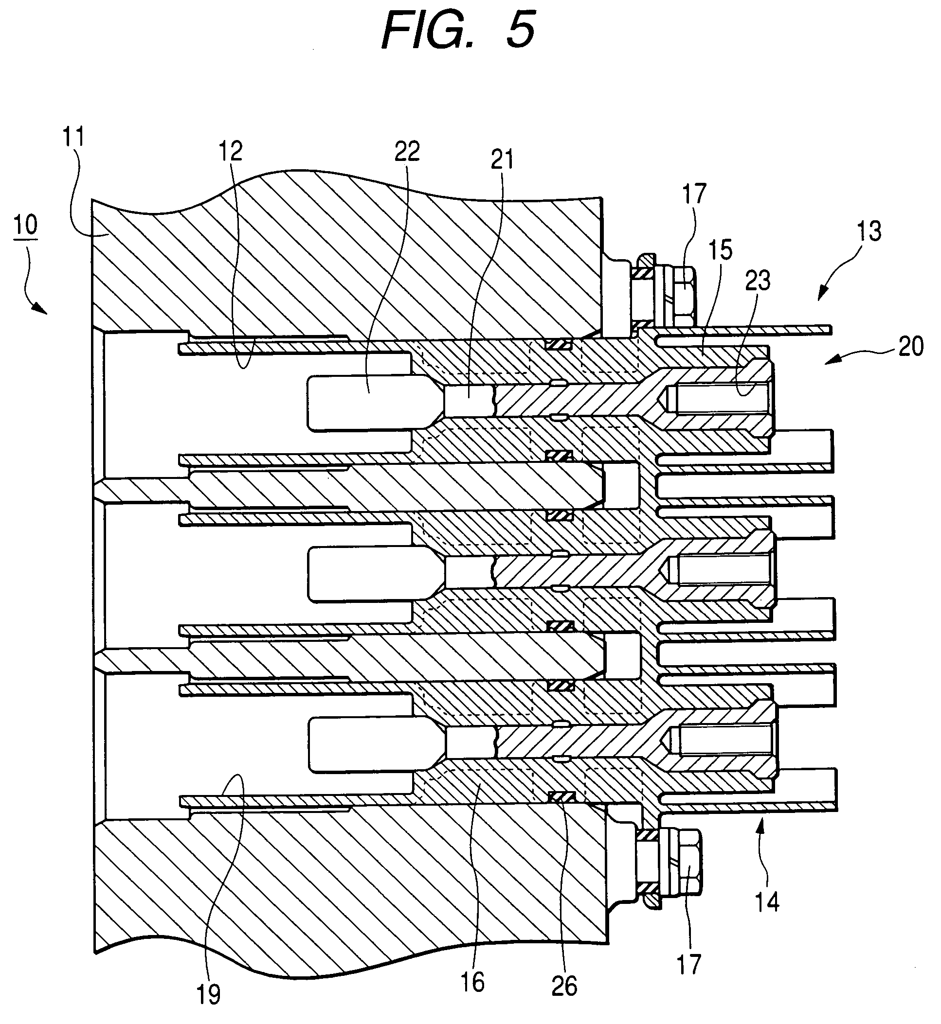 patent us7059904 - relay connector