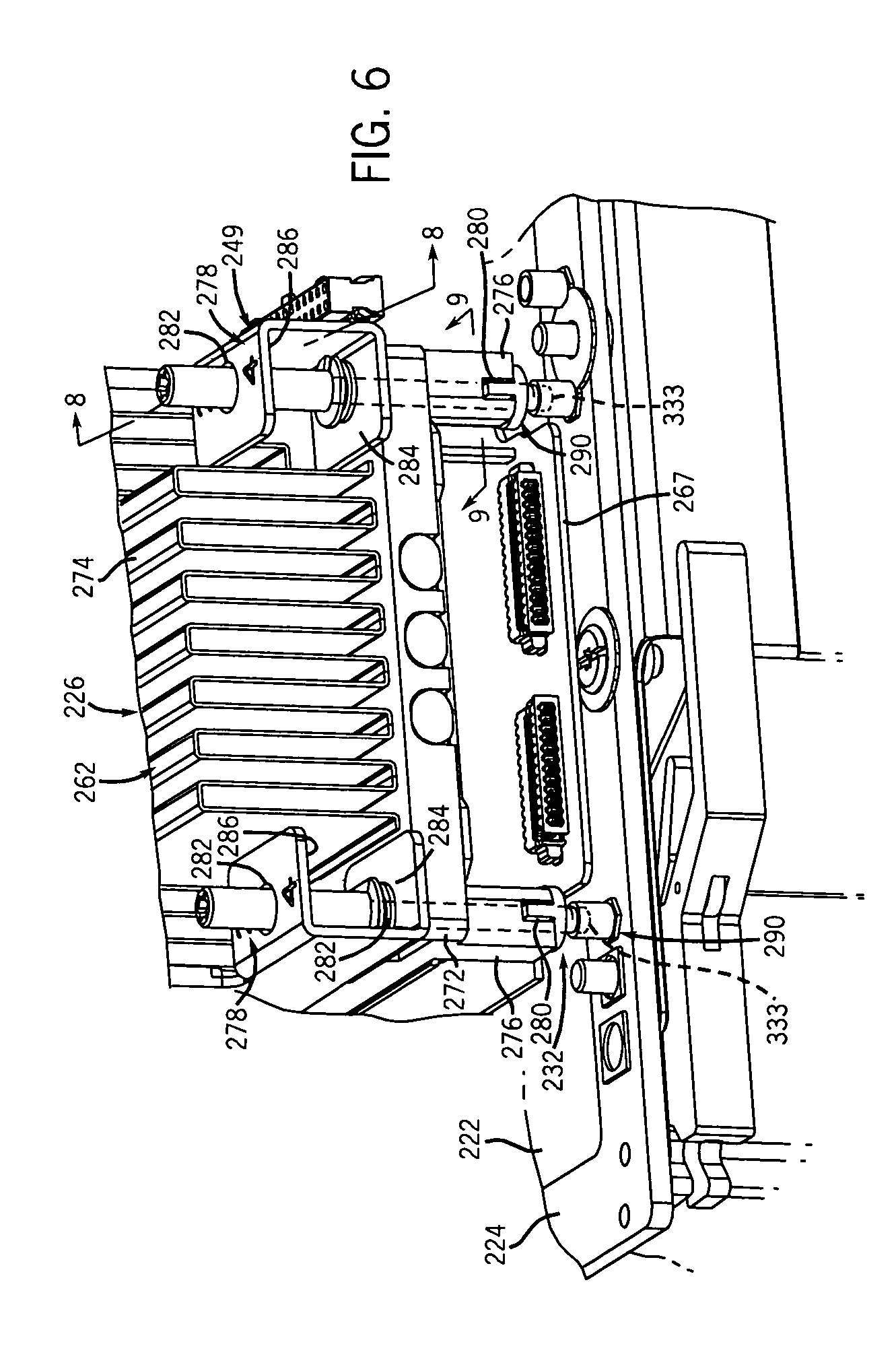 patent us7061126 - circuit board assembly