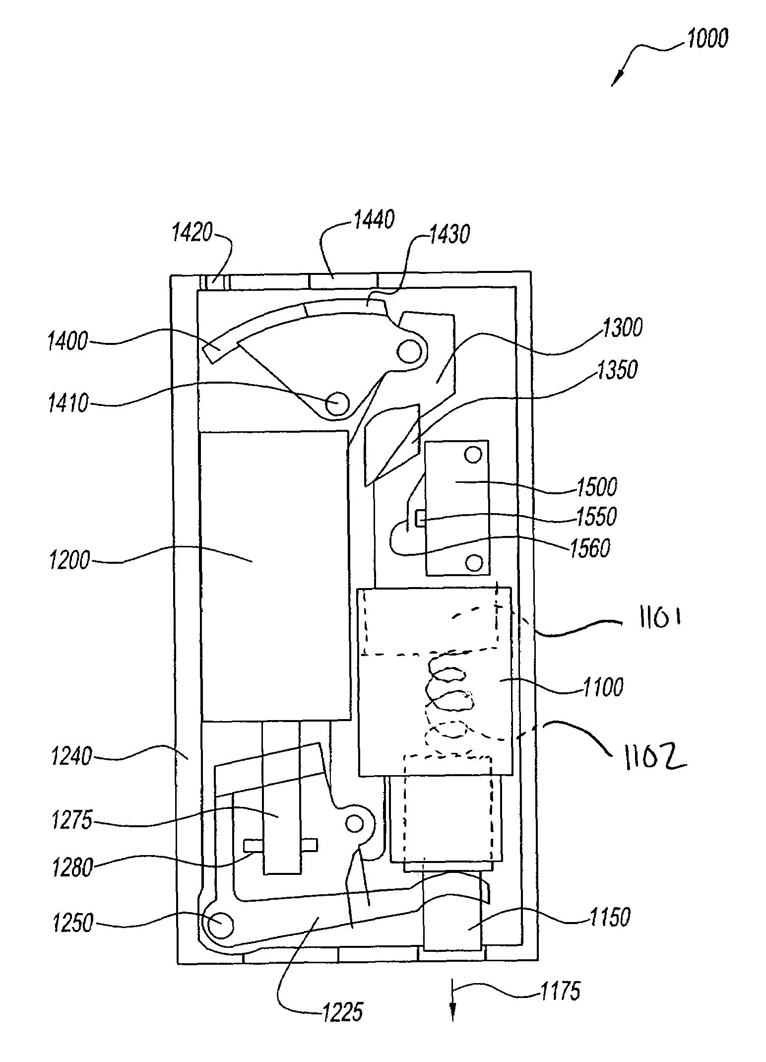 patent us7068483 - circuit breaker lockout