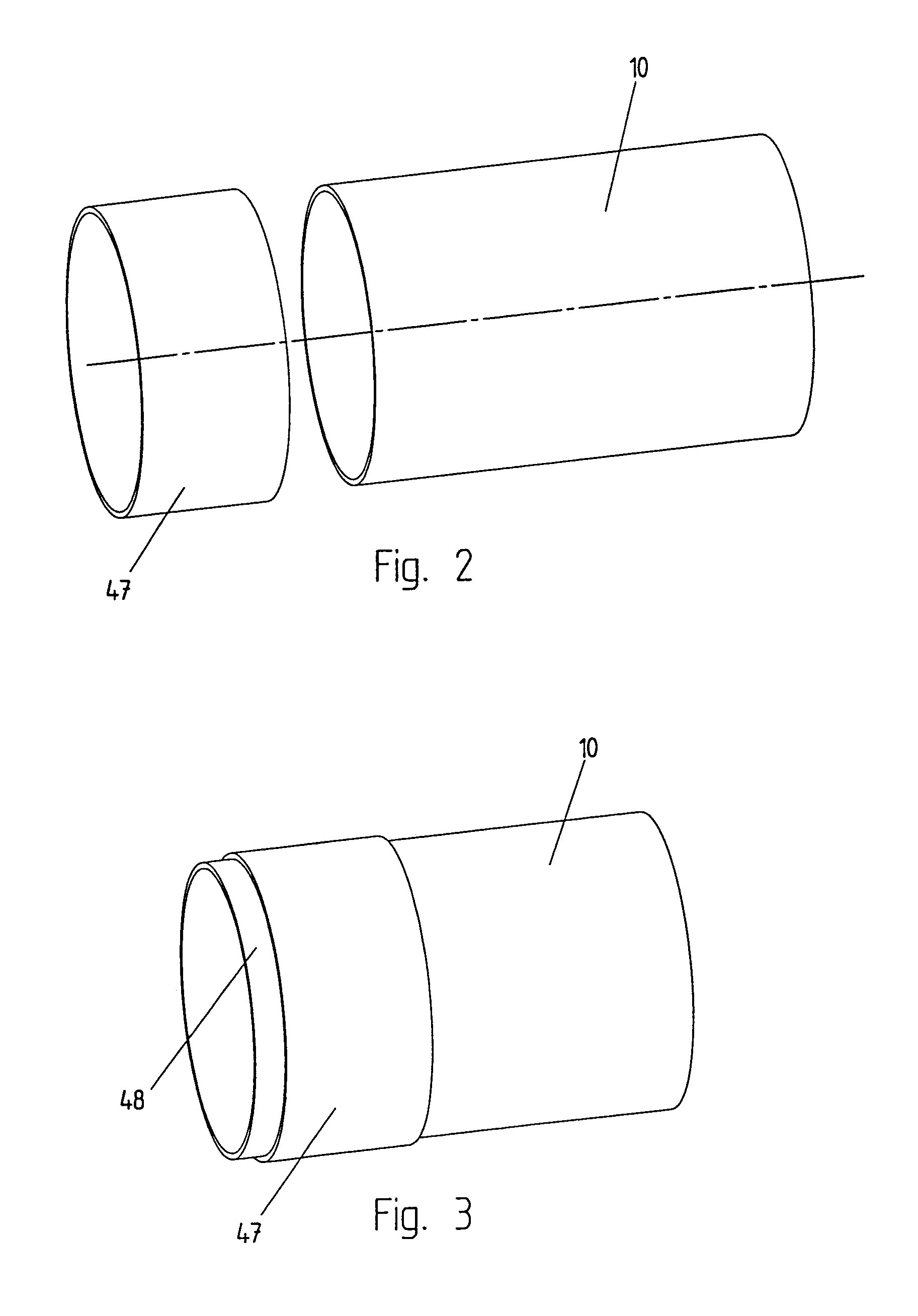 Patent Us7073826 Butt Joint Between Two Pipe Segments Of