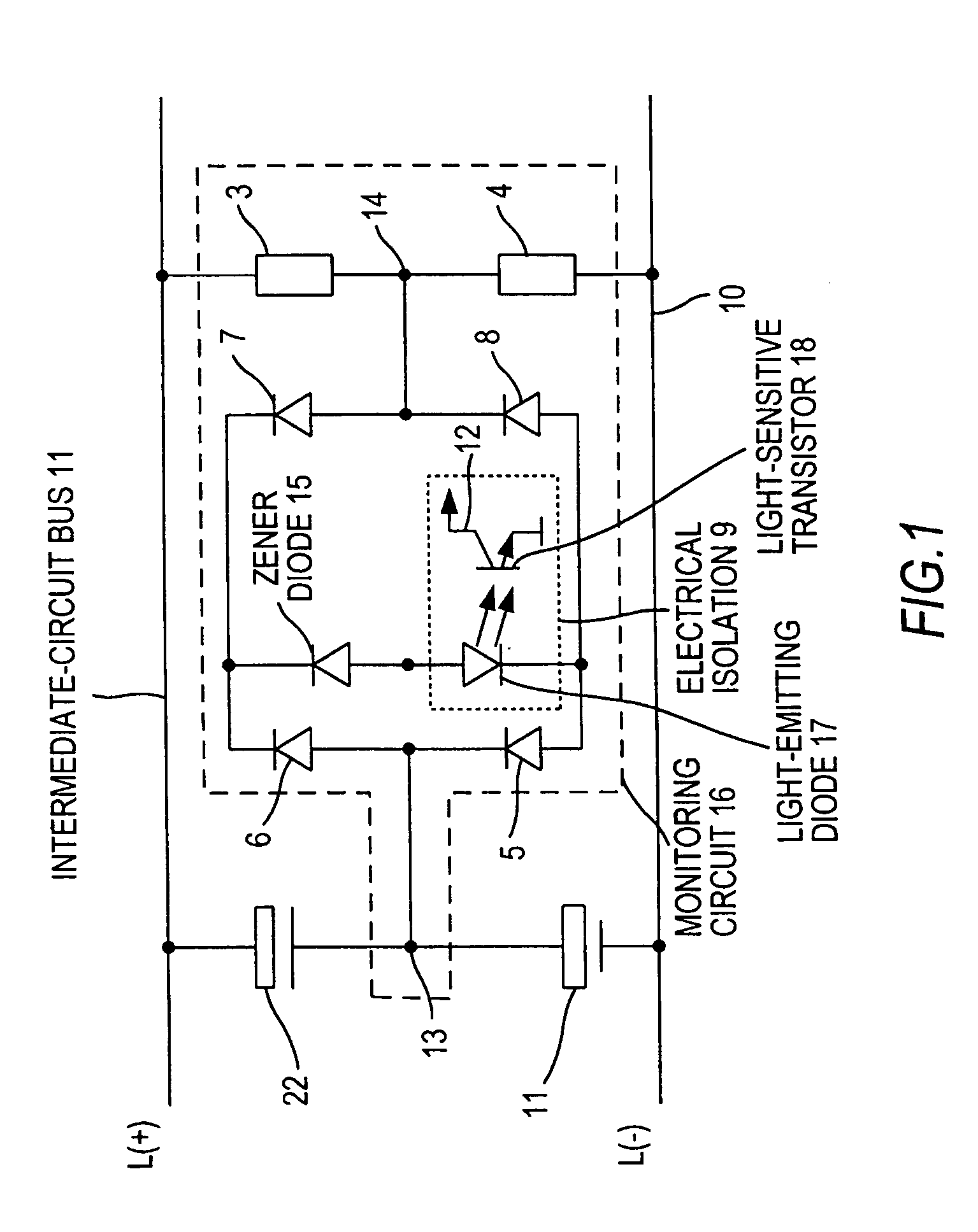 Fancy Light Sensitive Transistor Illustration - Electrical Circuit ...