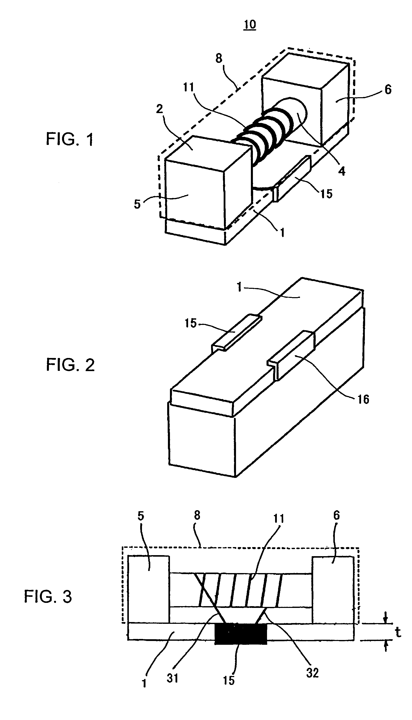 Patent Us7084730 Chip Coil And Printed Circuit Board For The Same Inductance Measuring Jig Drawing