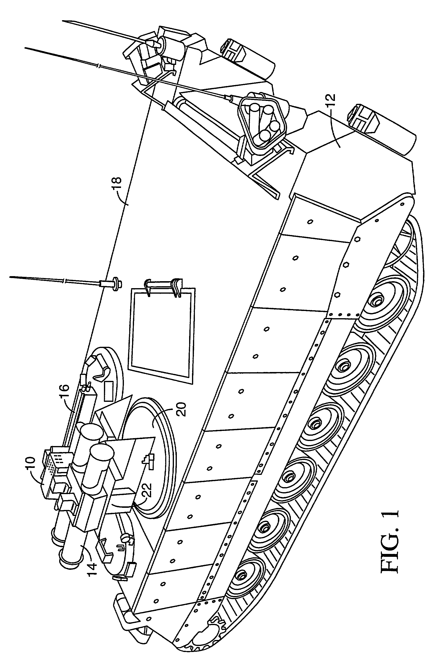 Missile Drawing Patent US708631...