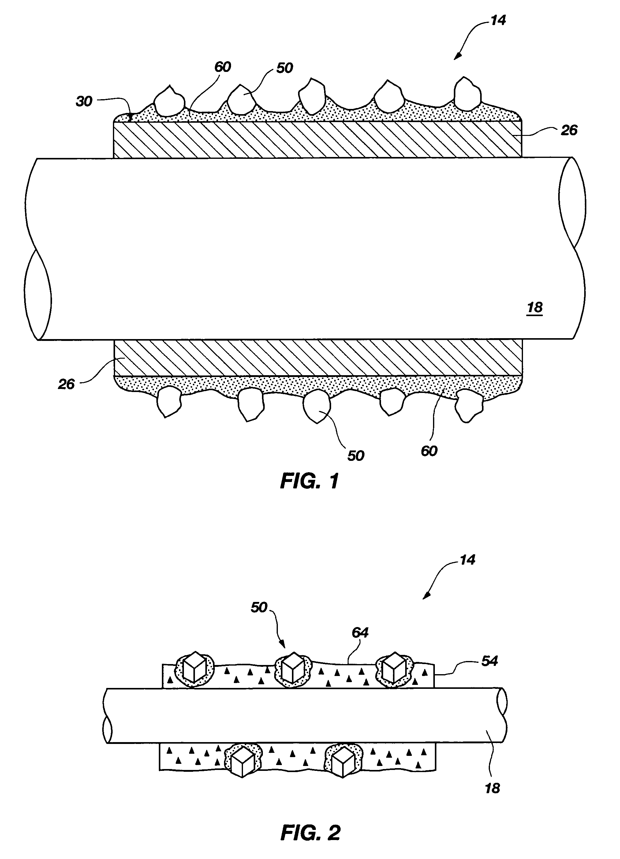 Patent US7089925 - Reciprocating wire saw for cutting hard materials ...