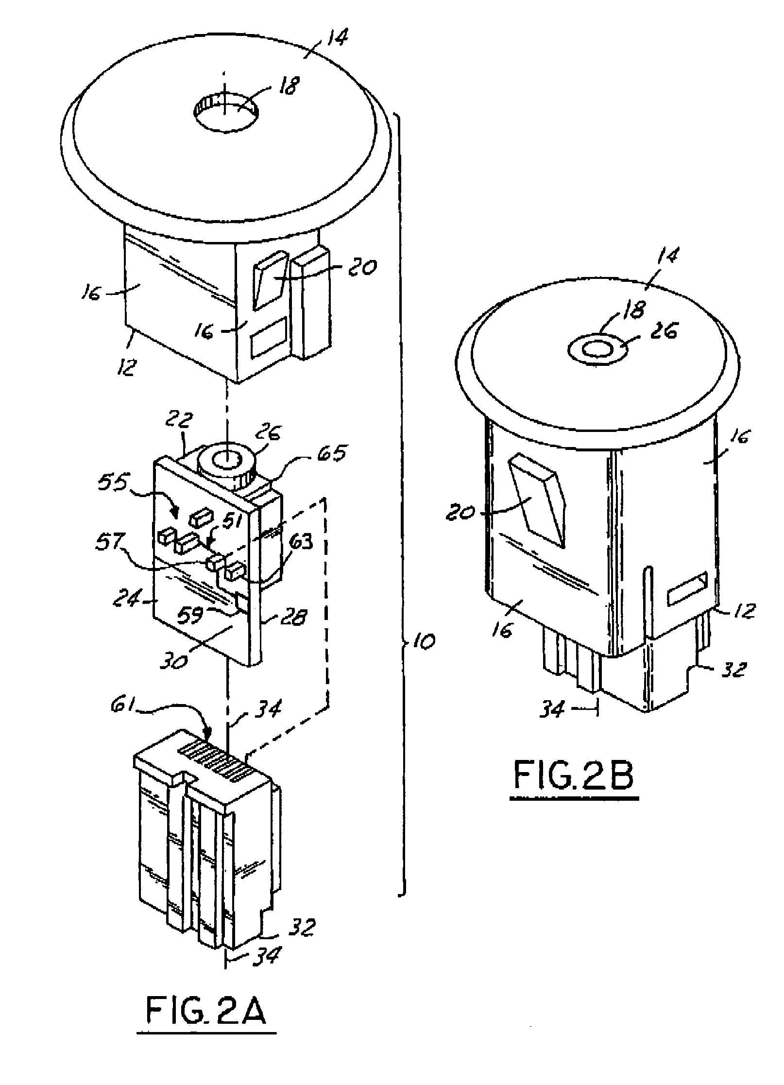 patent us7090510