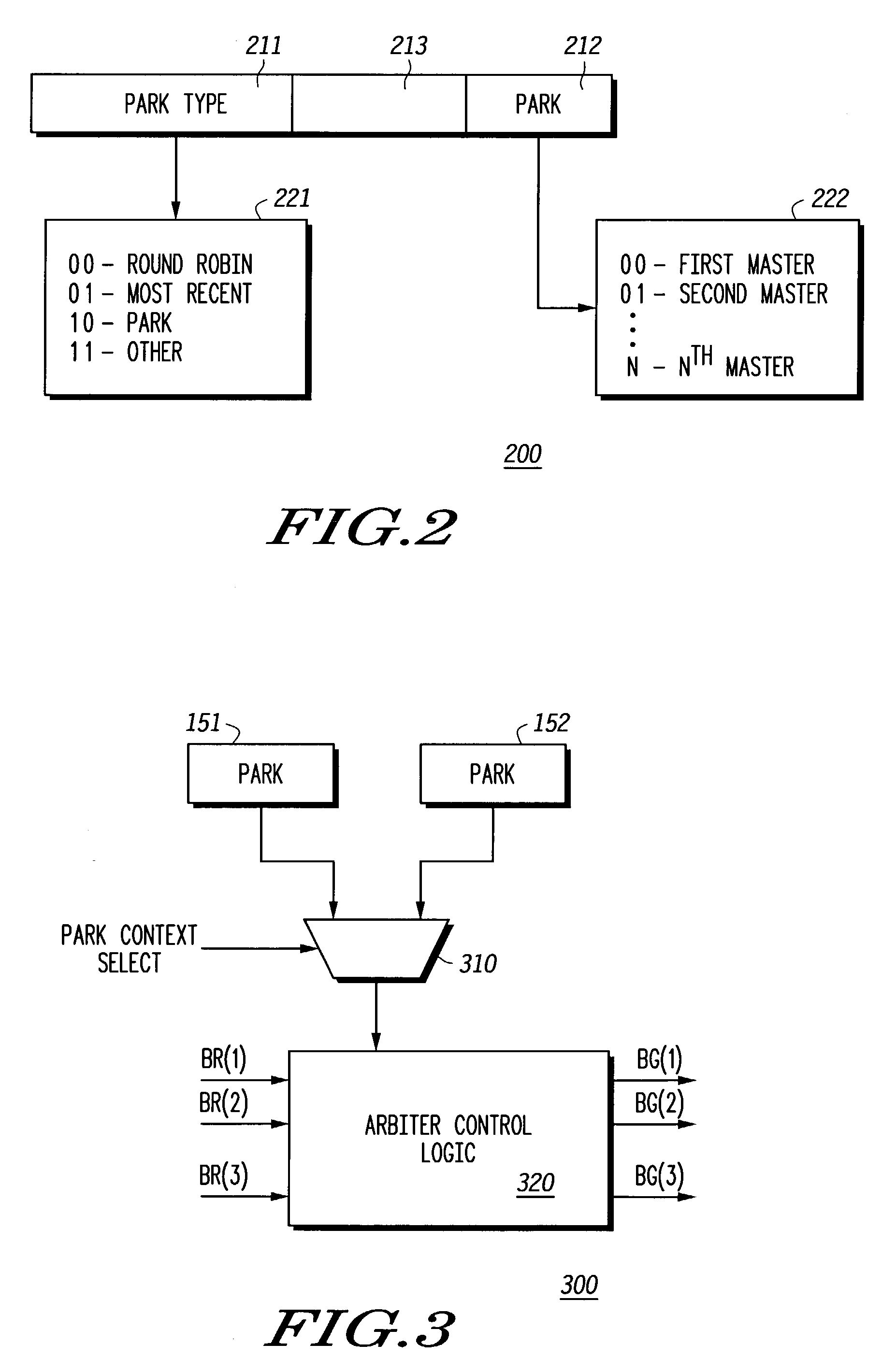 Brevet Us7099973 Method And System Of Bus Master Arbitration Logic Diagram Patent Drawing