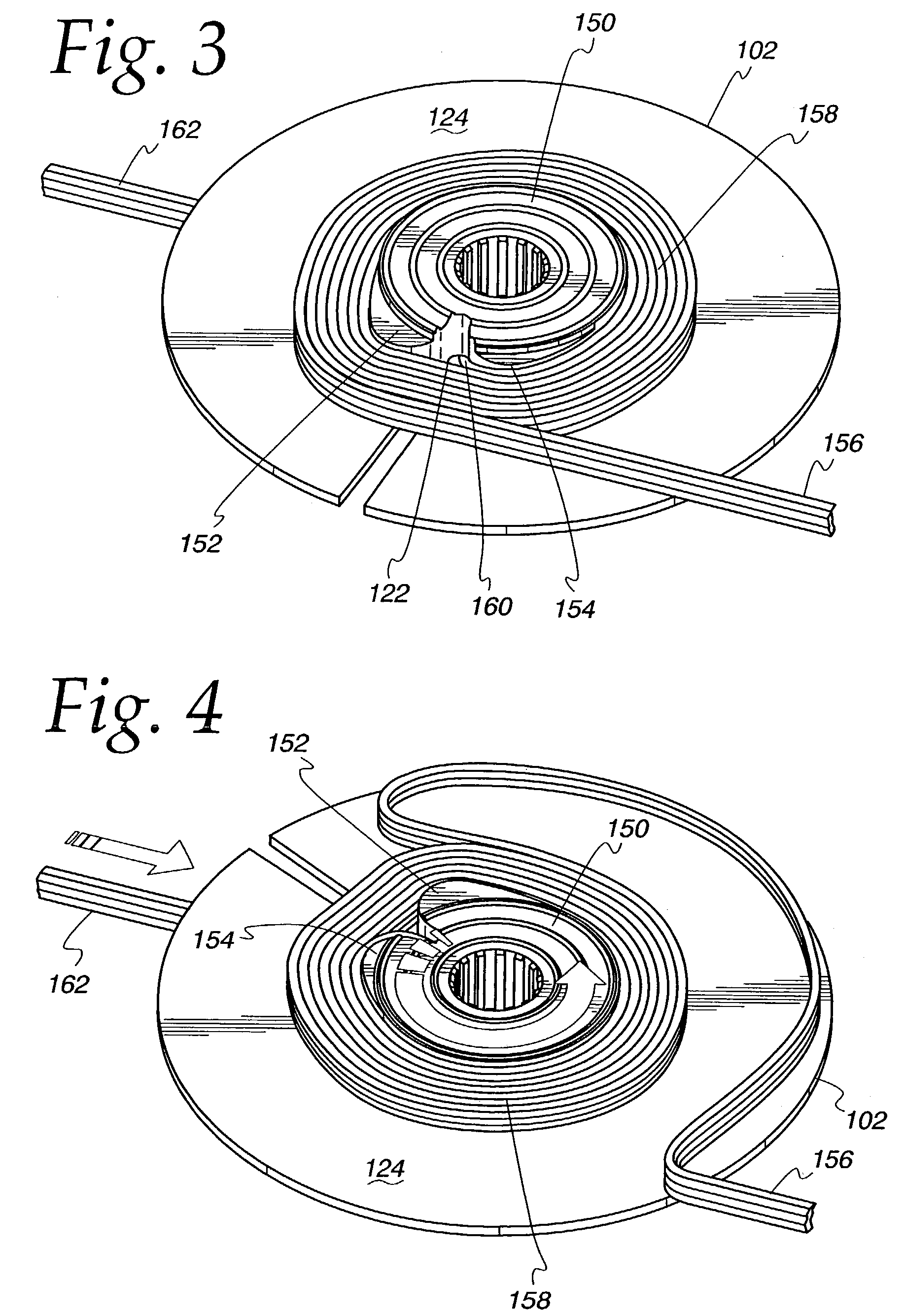 Patent Us7108216 Retractable Cord Reels For Use With