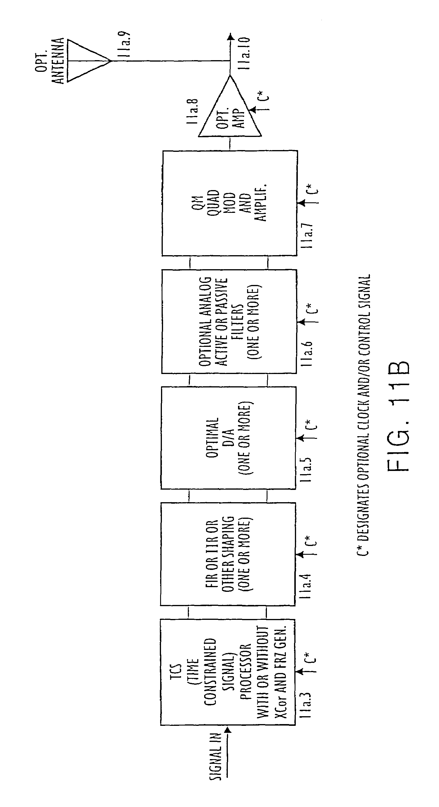 Patente Us7110433 Spread Spectrum Cross Correlated And Filtered Active Passive Filters Patent Drawing
