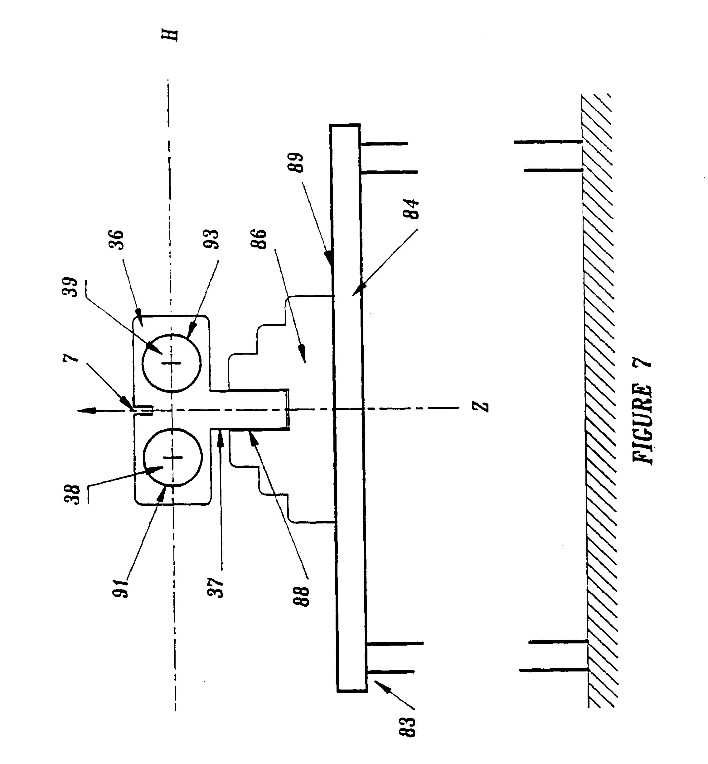 patent us7116697 - laser level