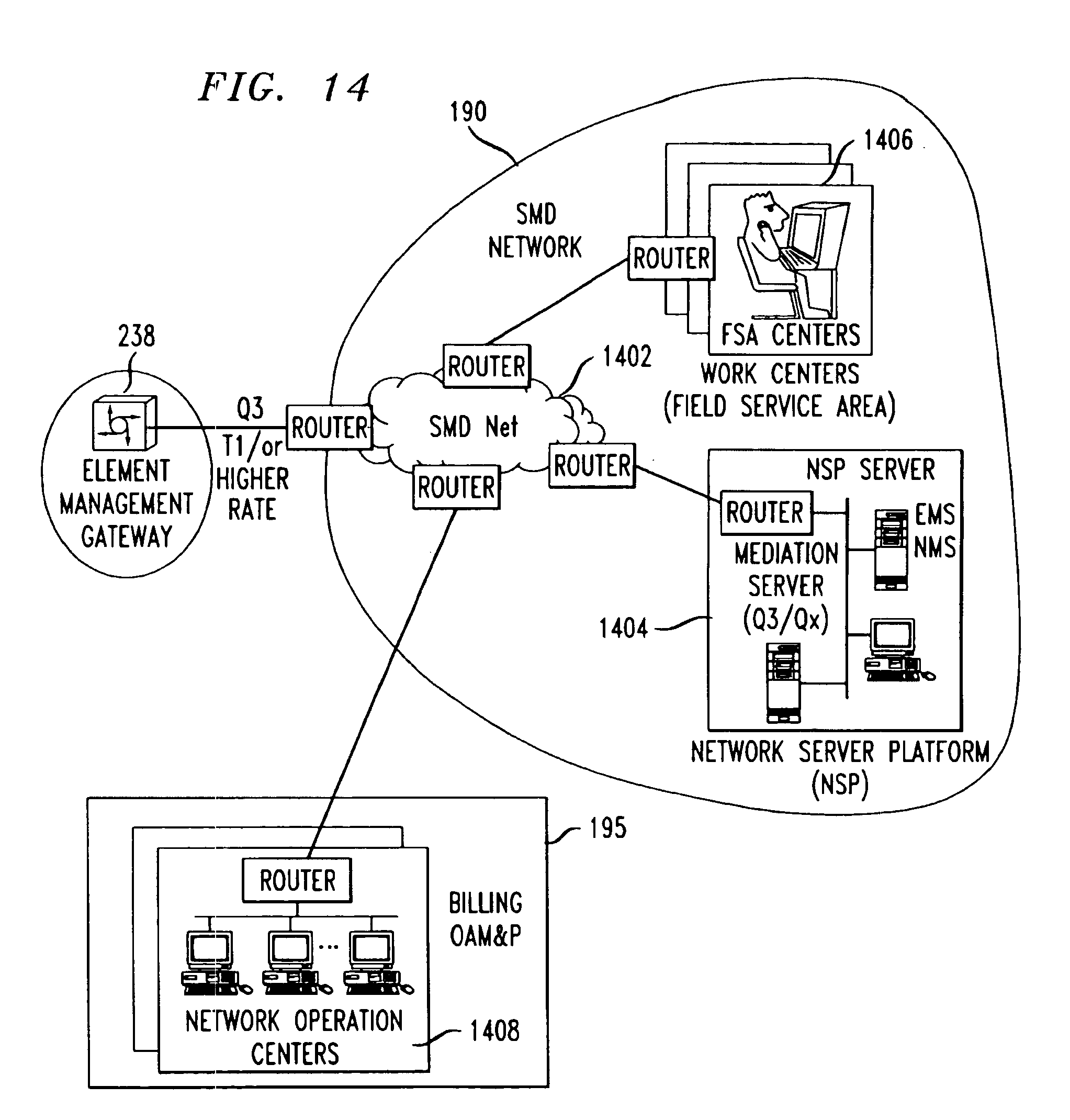 Patent Us7120139 Broadband Cable Telephony Network