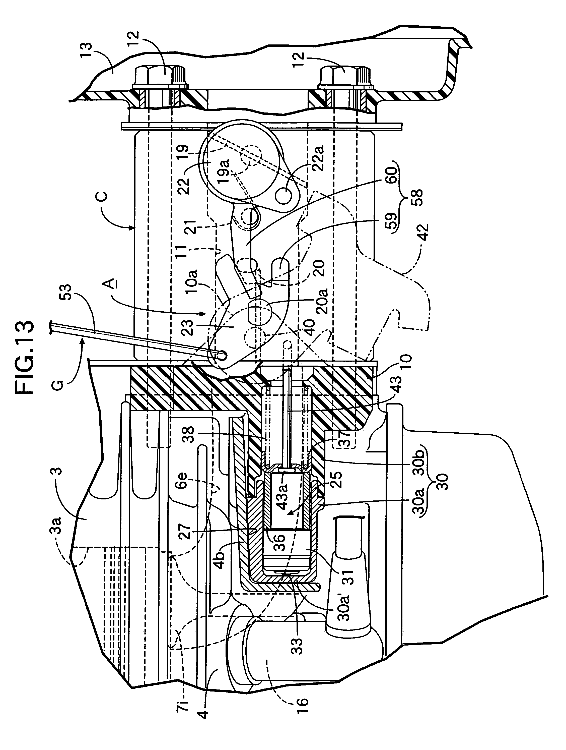 patent us7128309 - automatic choke system for carburetor