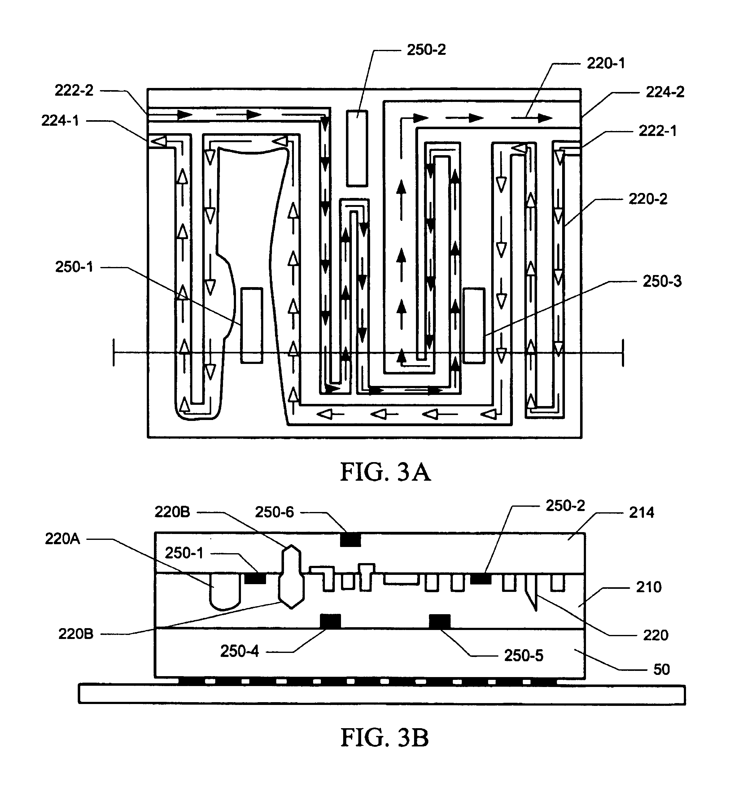 Patent Us7131486 Electroosmotic Microchannel Cooling System Small Integratedcircuitso Medium Scaleintegrated Circuitso Large Drawing