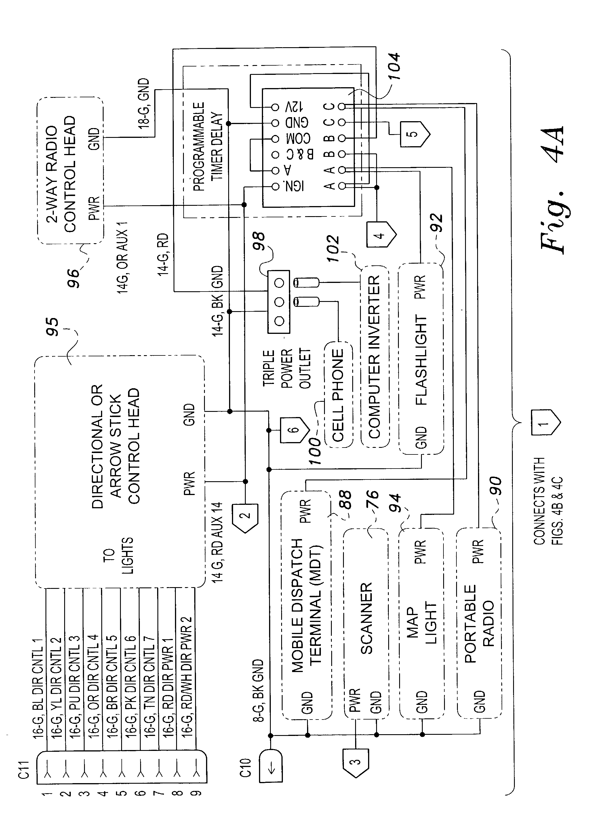 Patent Us7132761 Universal Fleet Electrical System