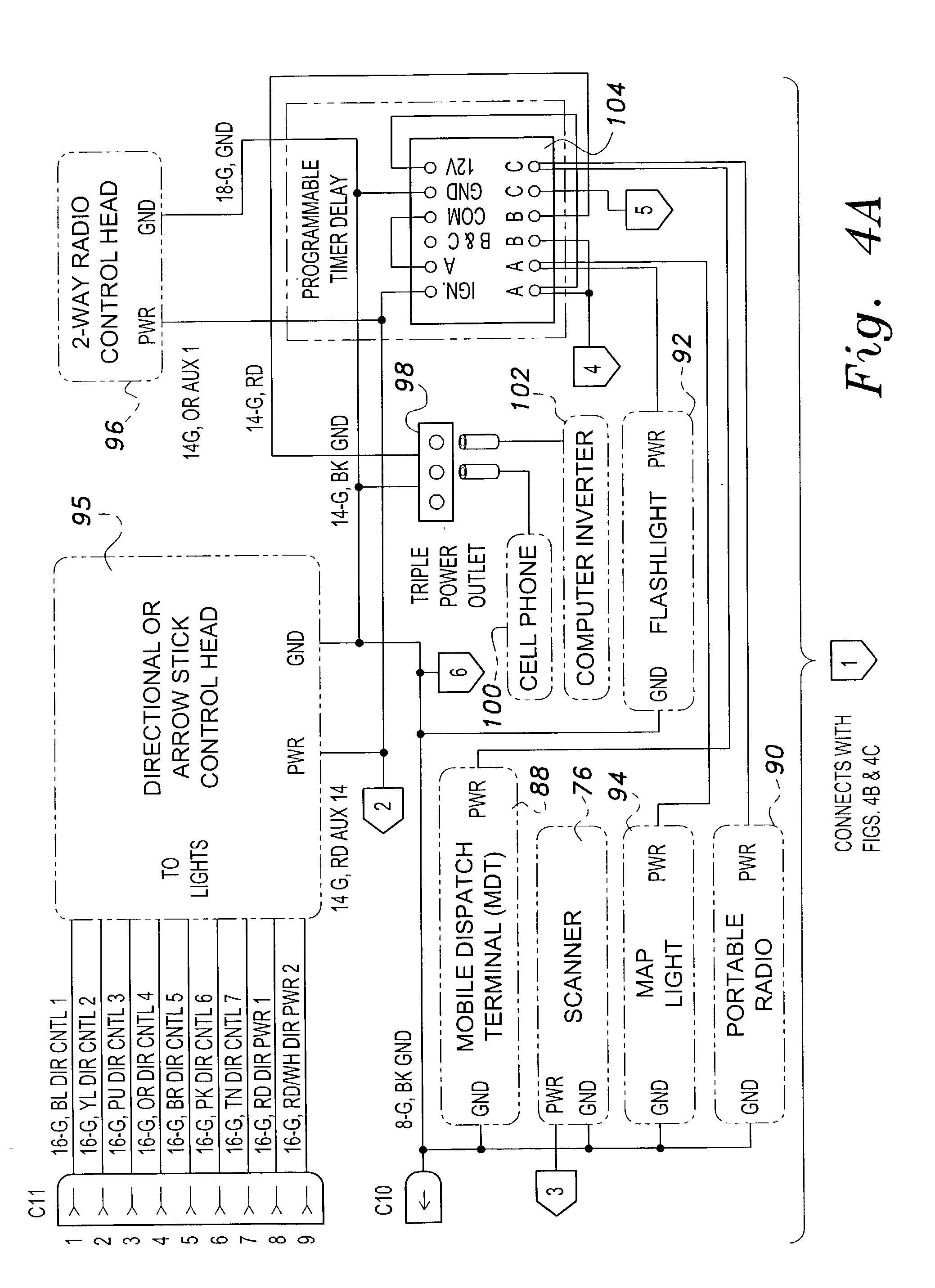 18 Circuit Universal Wiring Harness Com