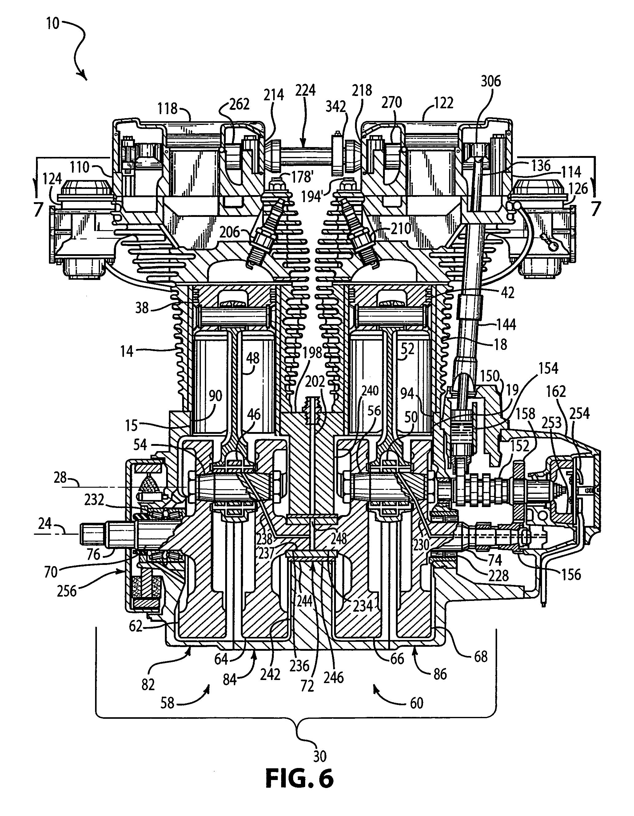 harley davidson engine parts diagram