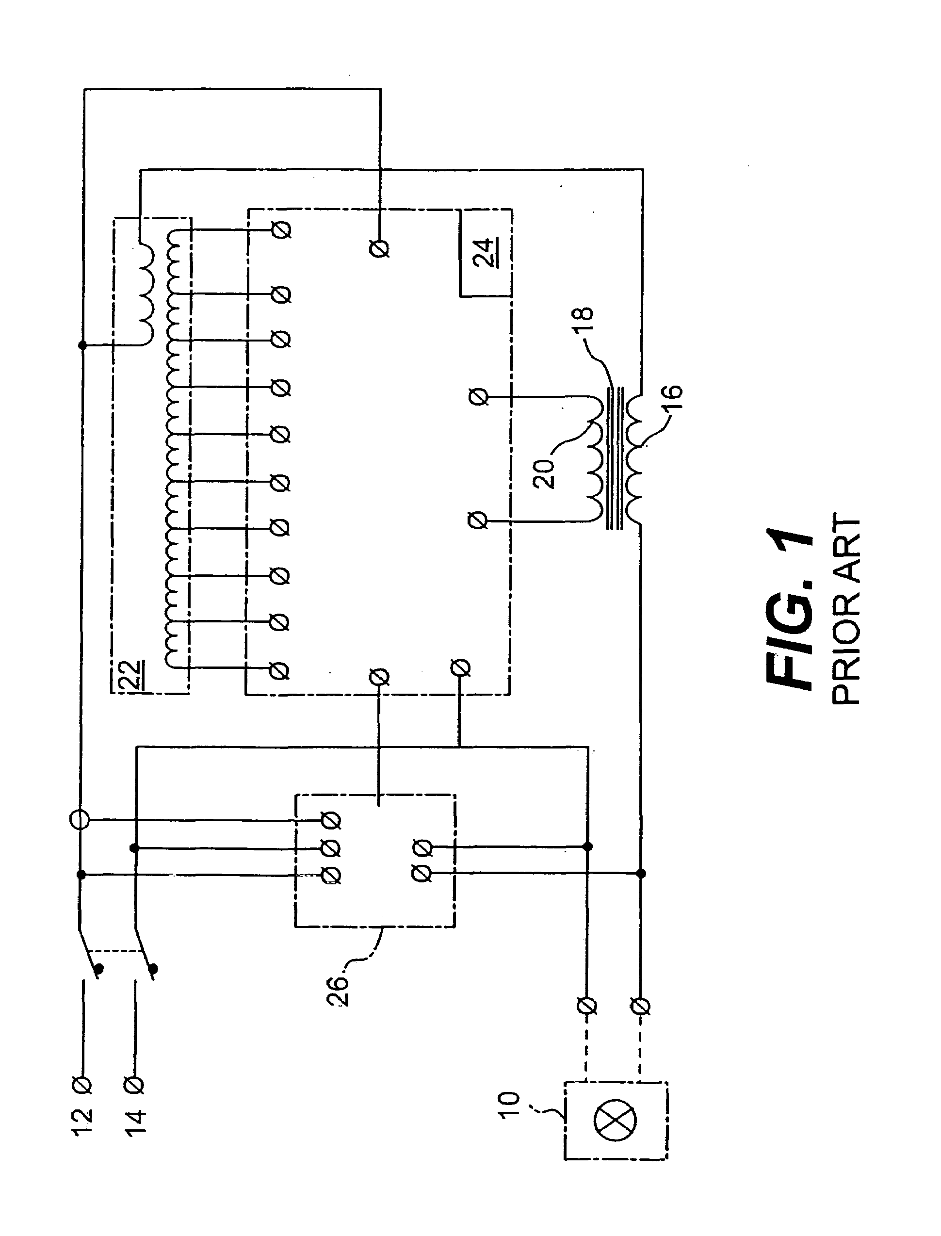 patent us7136724 - electrical power distribution system for street lighting