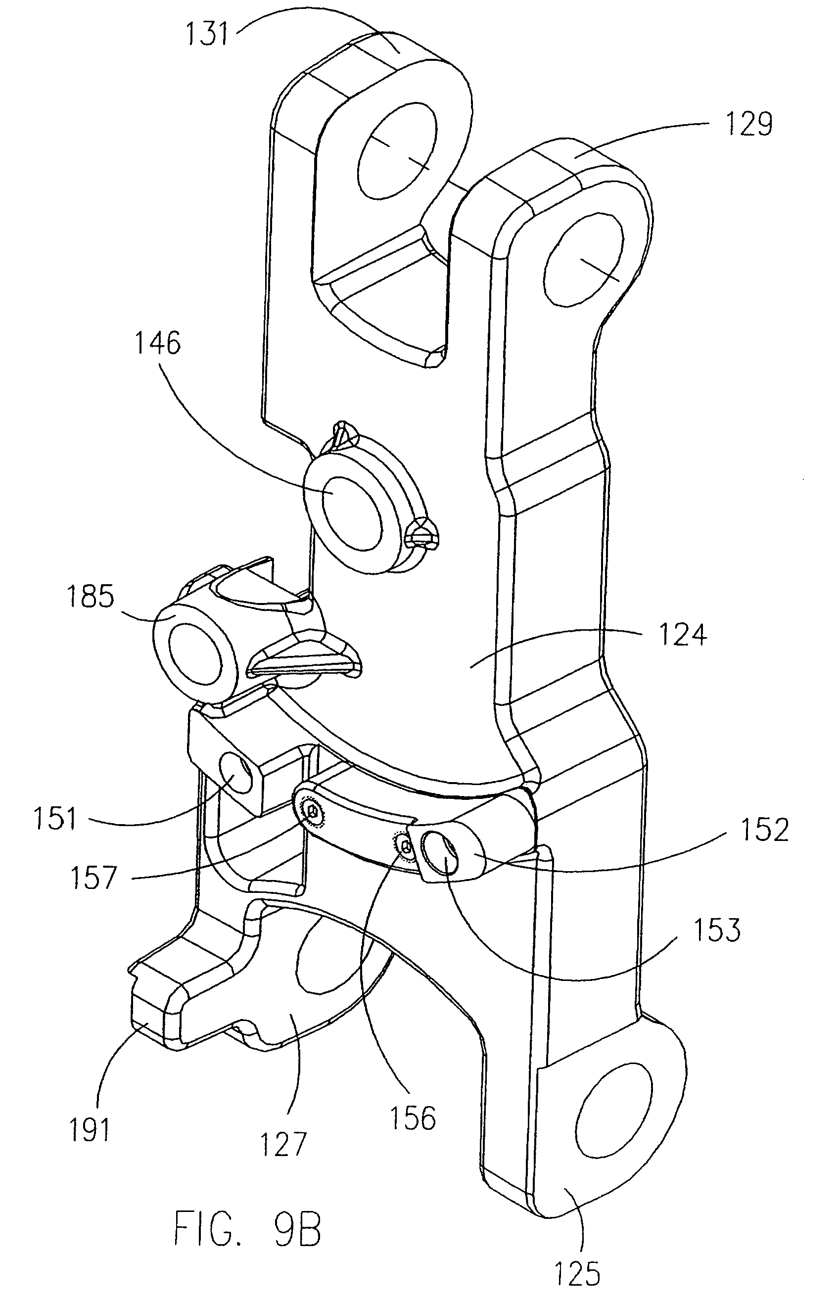 Patent Us7137327 Riving Knife Assembly For A Dual Bevel Table Saw