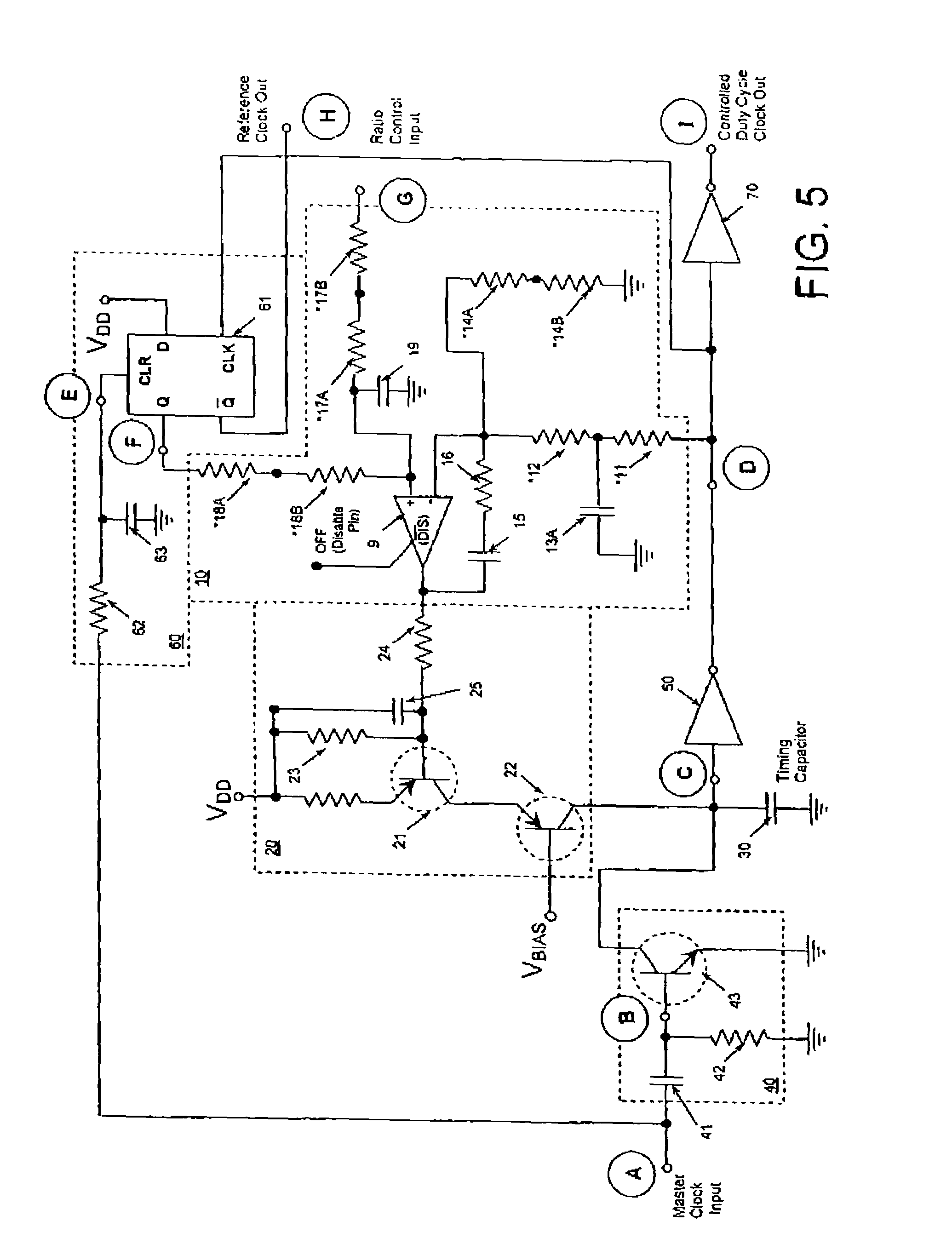 patent us7138856 - input filter circuit for an operational amplifier