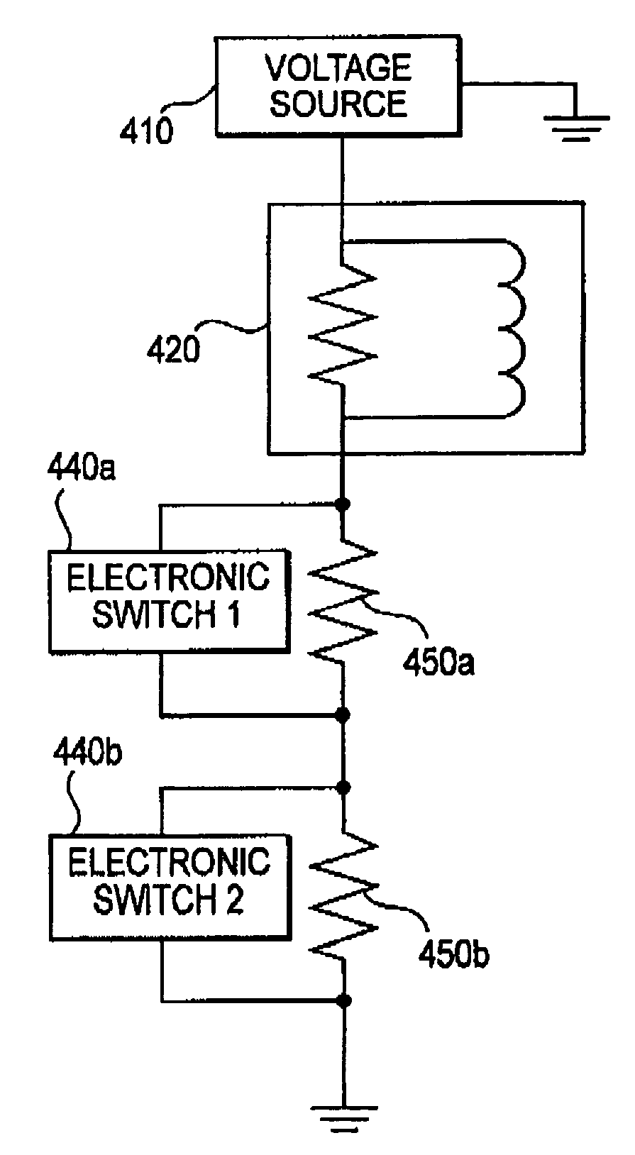 Patent Us7148691 Step Current Inductive Antenna For Pulse Induction Metal Detector Circuit As Well Drawing