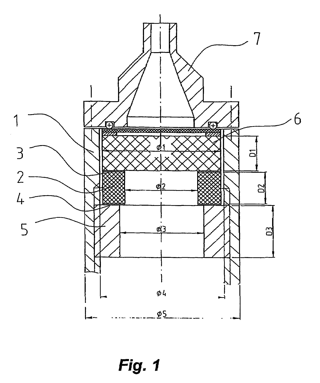 patent us7150197 capacitive pressure sensor patents Sick Cubic Proximity Sensors patent drawing