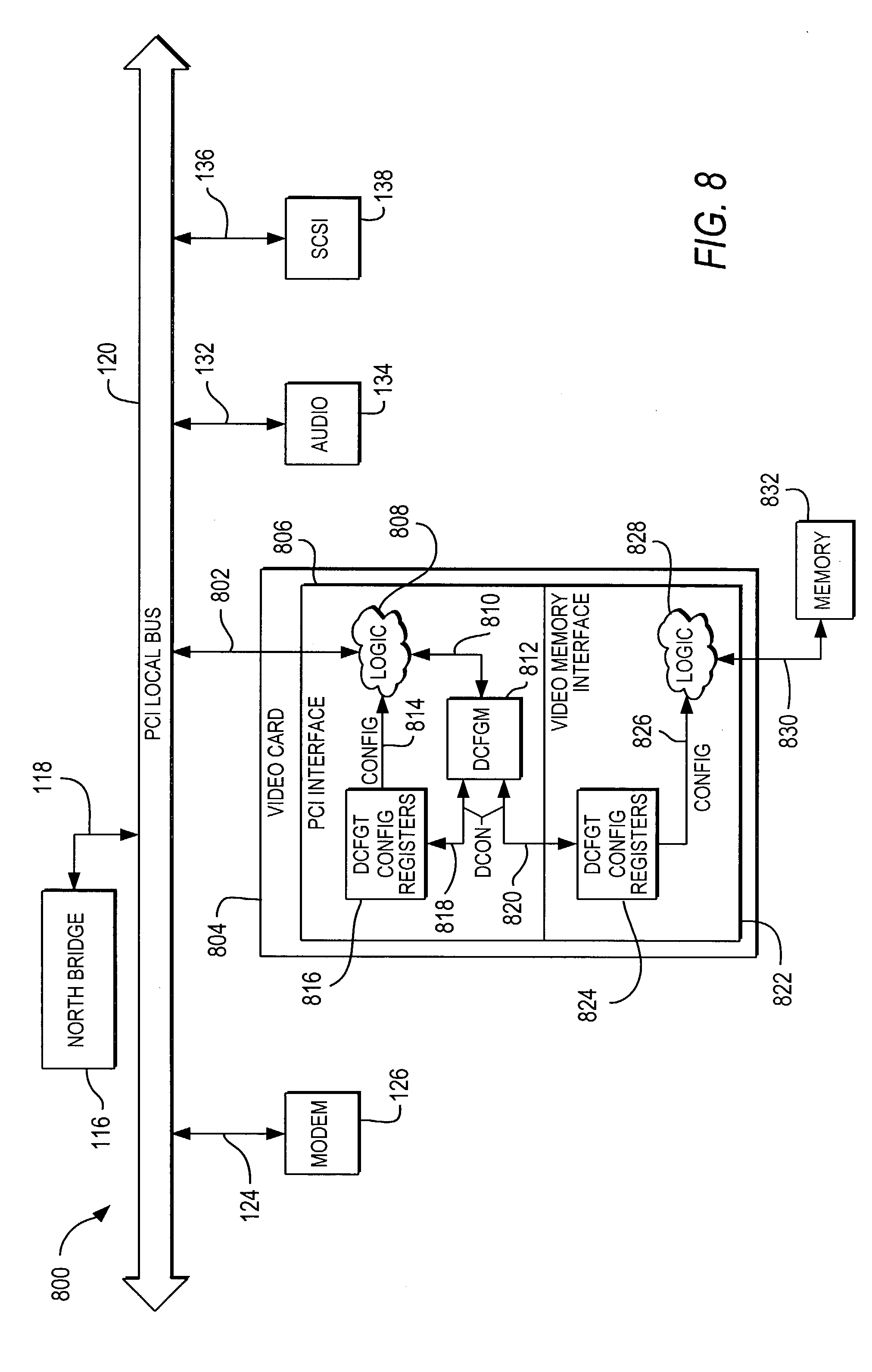 Patent us7152123 distributed configuration storage for Distributed configuration