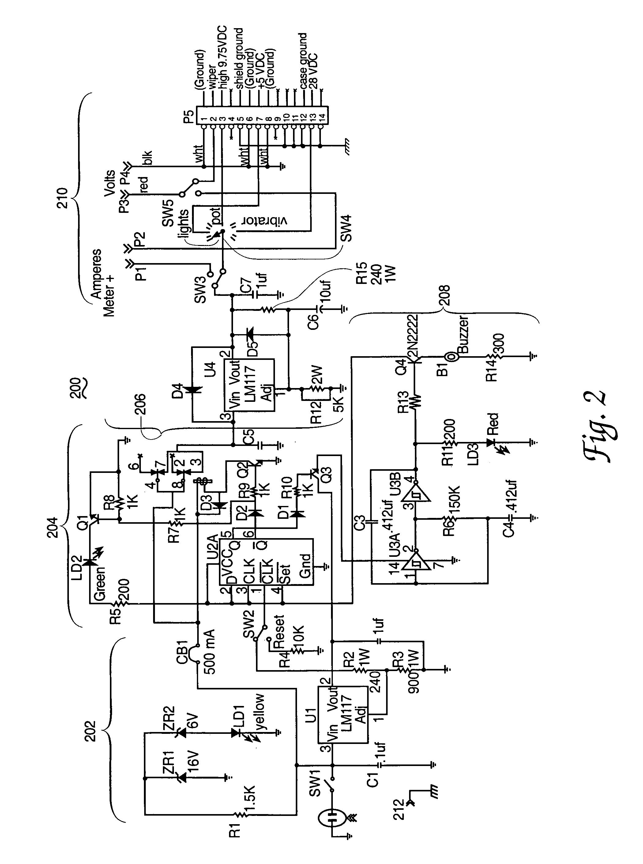 patent us7176811 - pressure altimeter electrical testing ... keh 2600 speaker wiring diagram
