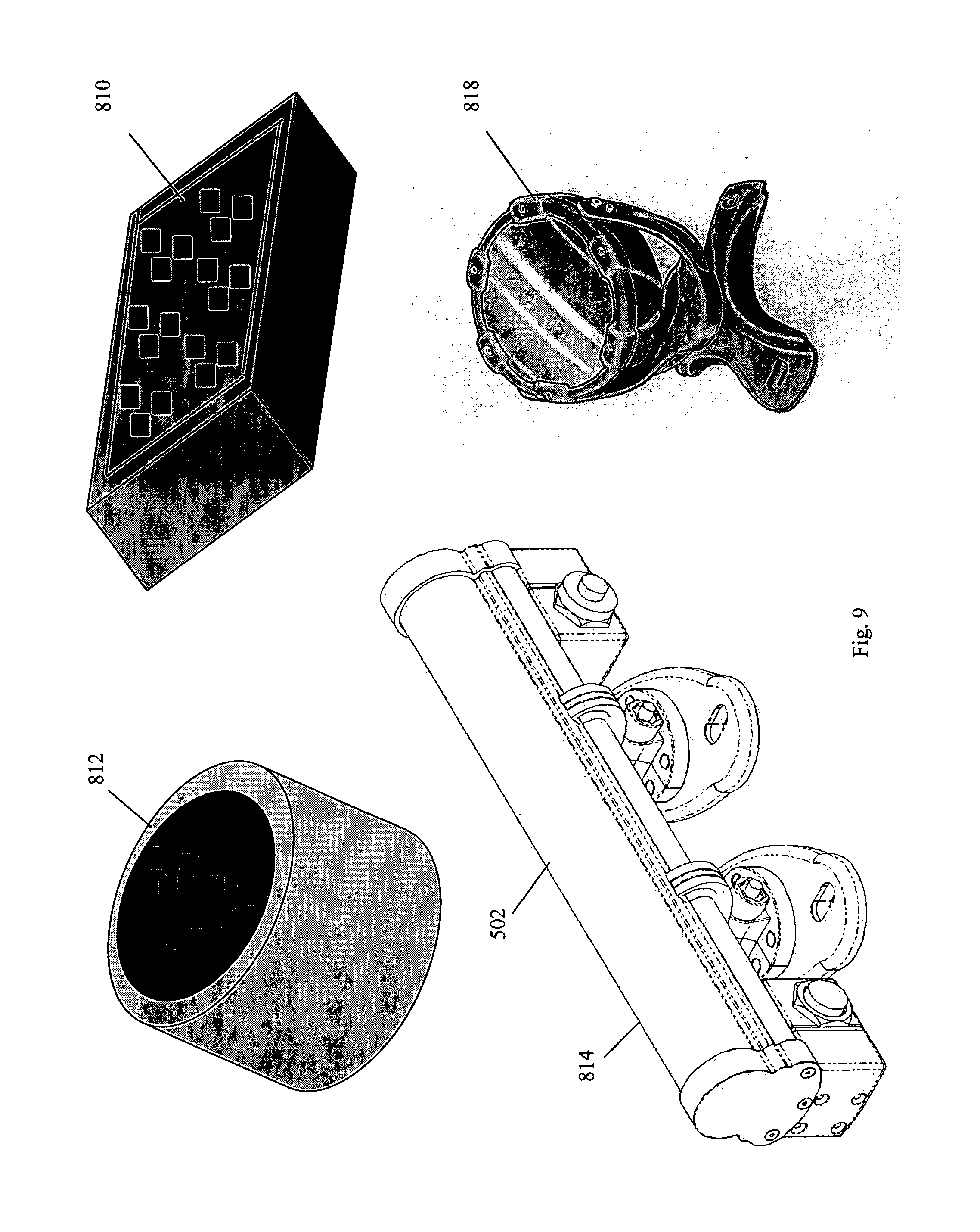 patente us7178941 - lighting methods and systems