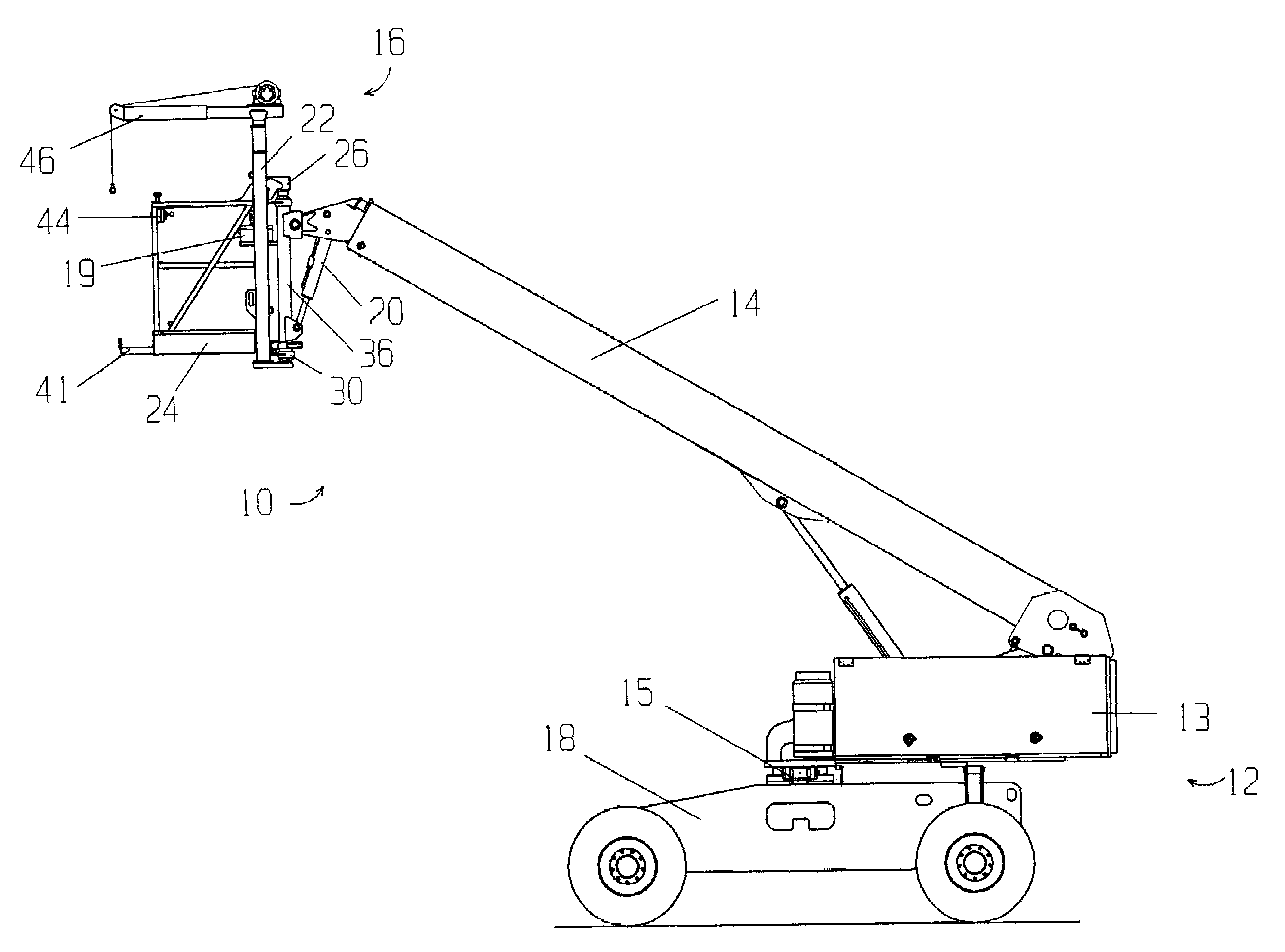 Cherry Picker Drawing – Articleblog info