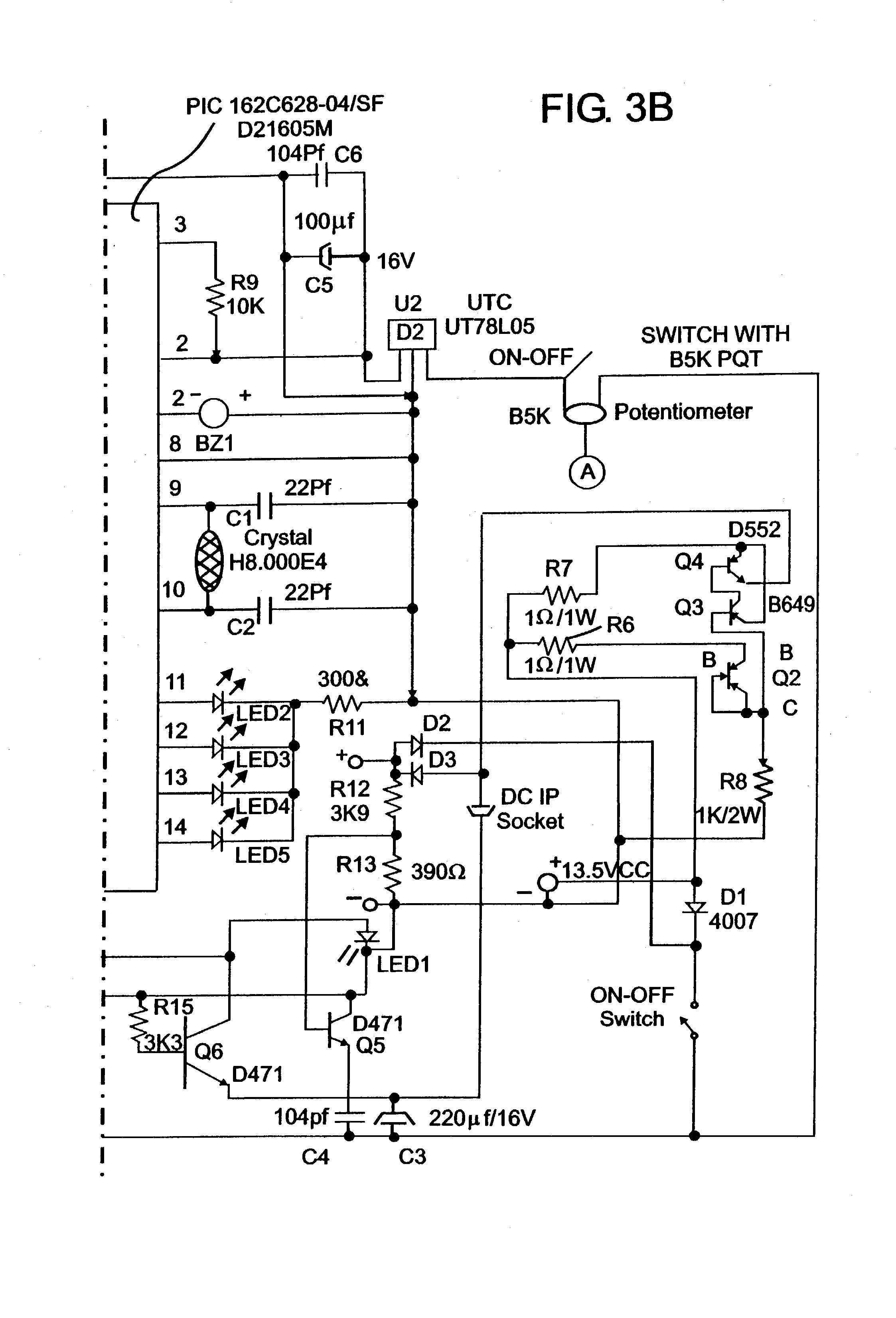patent us7187977