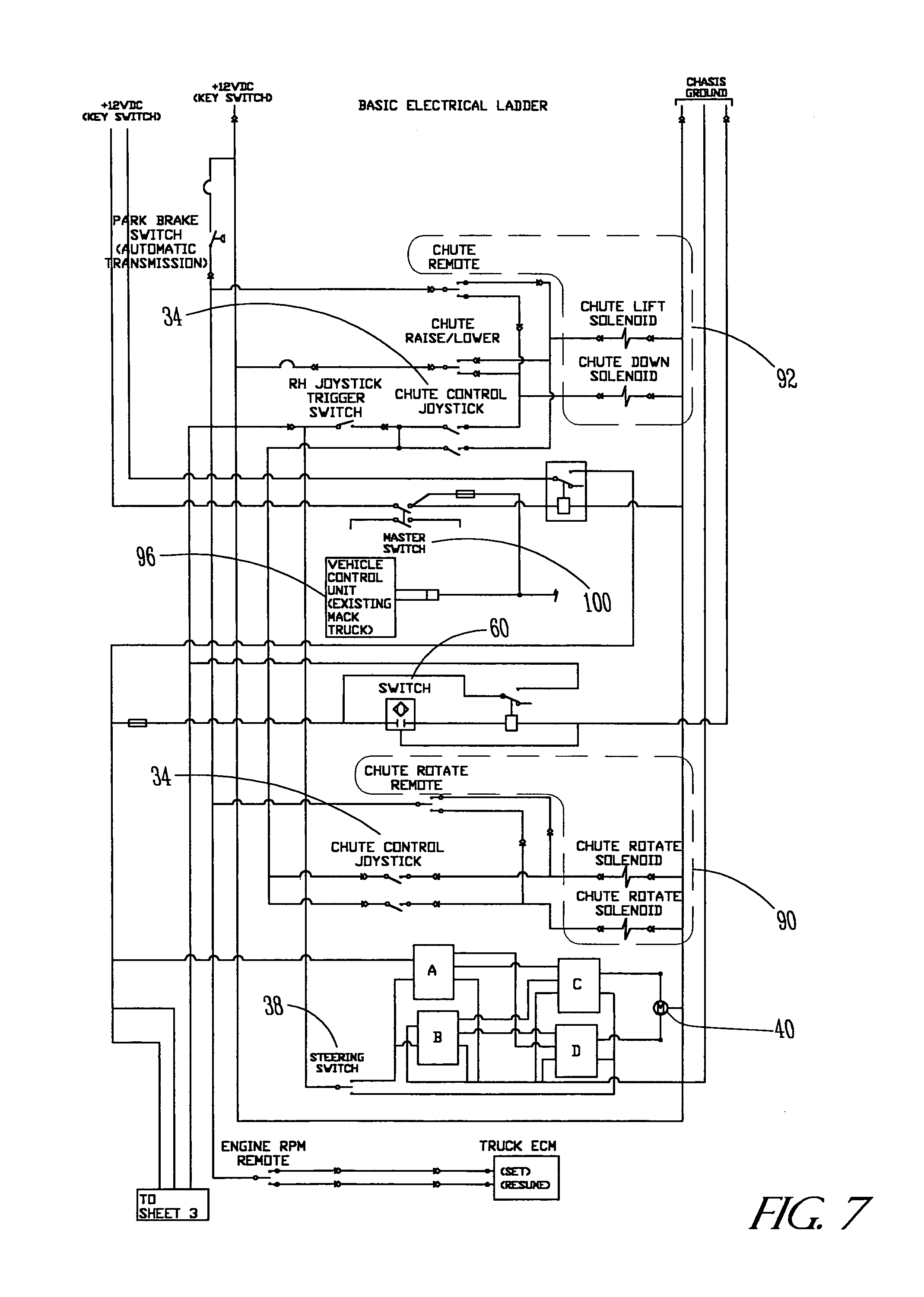 advance mixer wiring diagrams